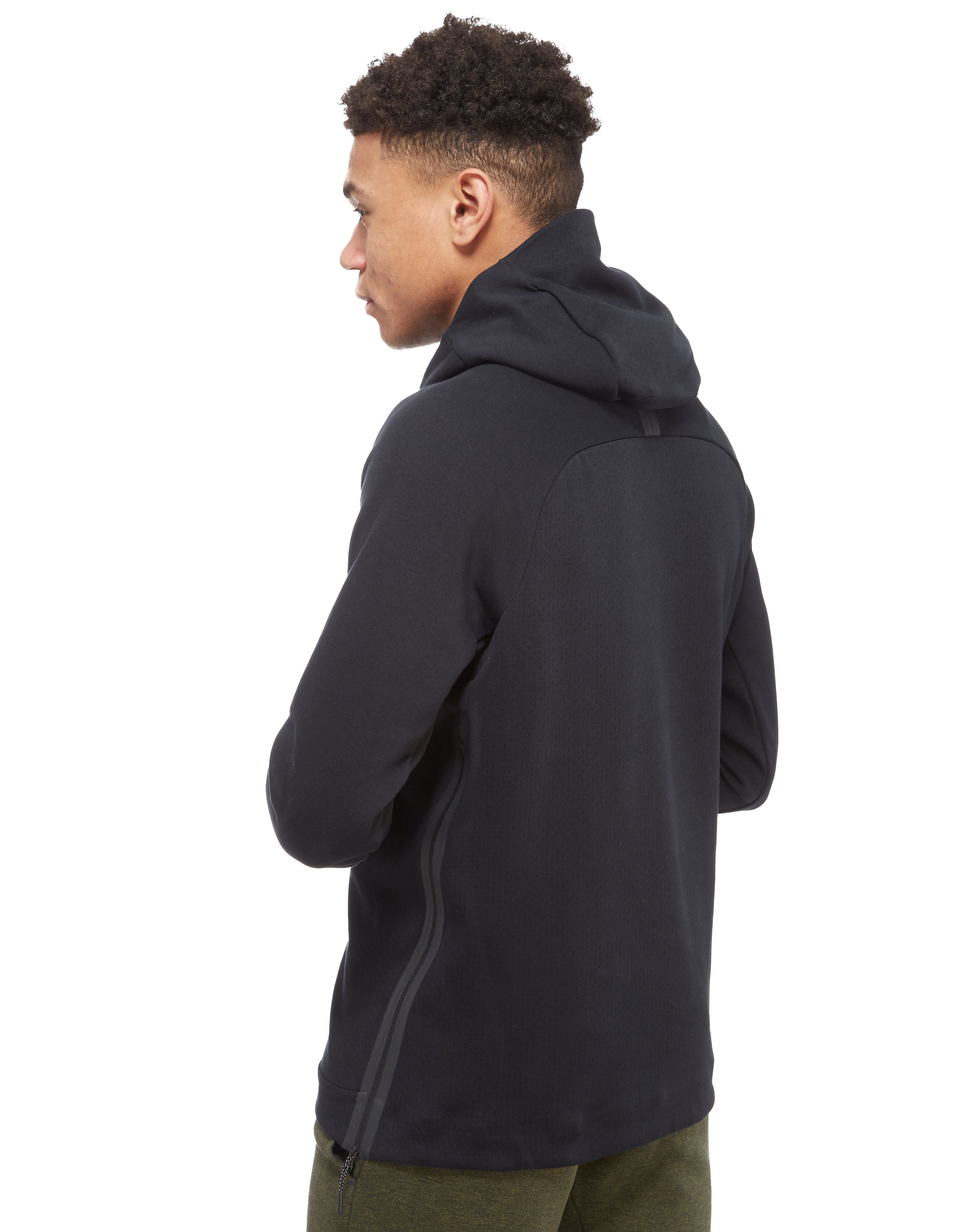 Nike Tech Fleece Mesh Overhead Hoody