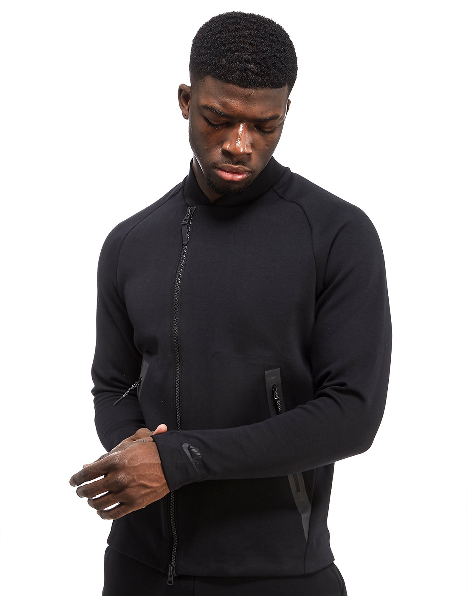 Nike Tech Fleece Mesh Track Top