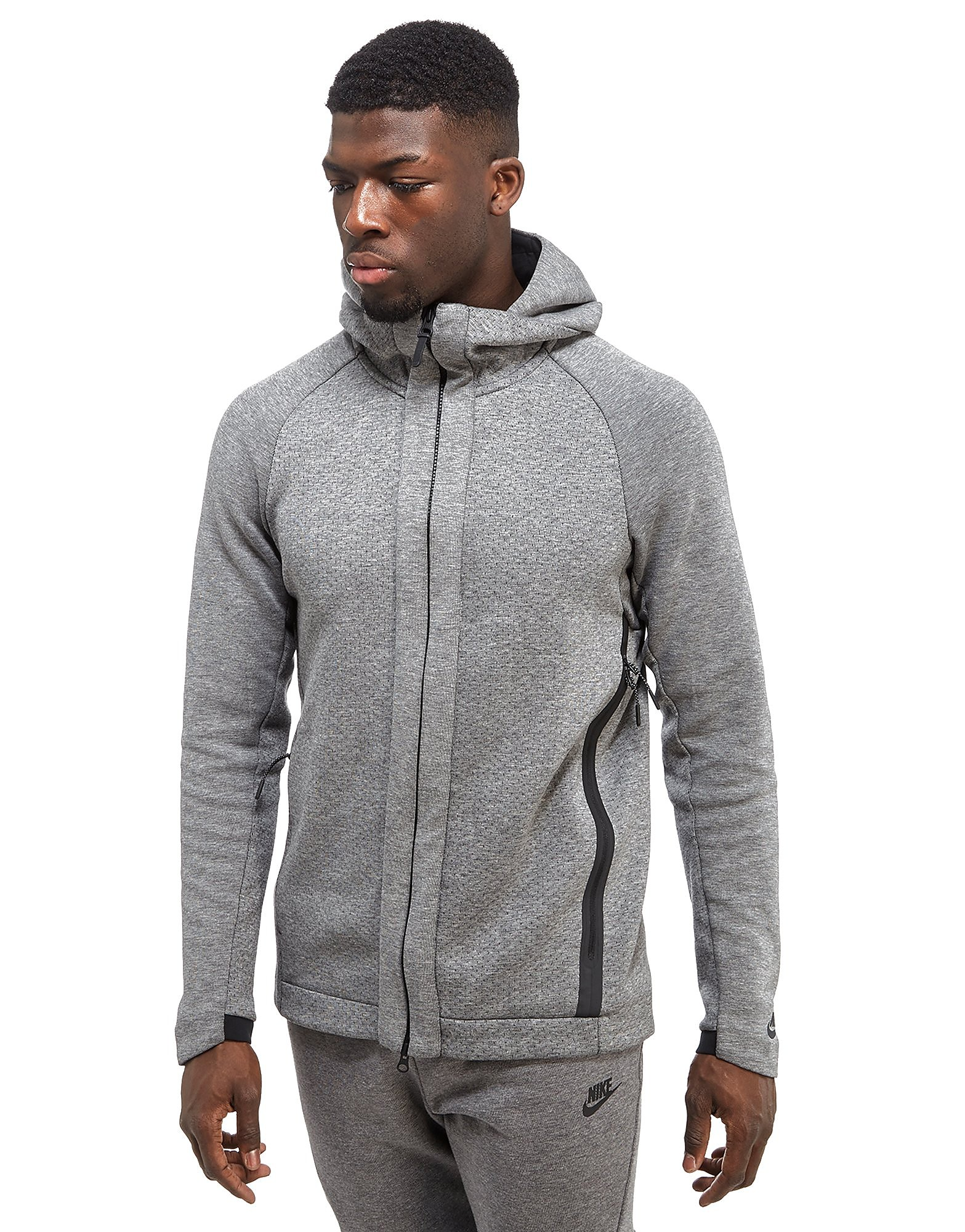 Nike Sweat capuche Tech Fleece Mesh Full Zip