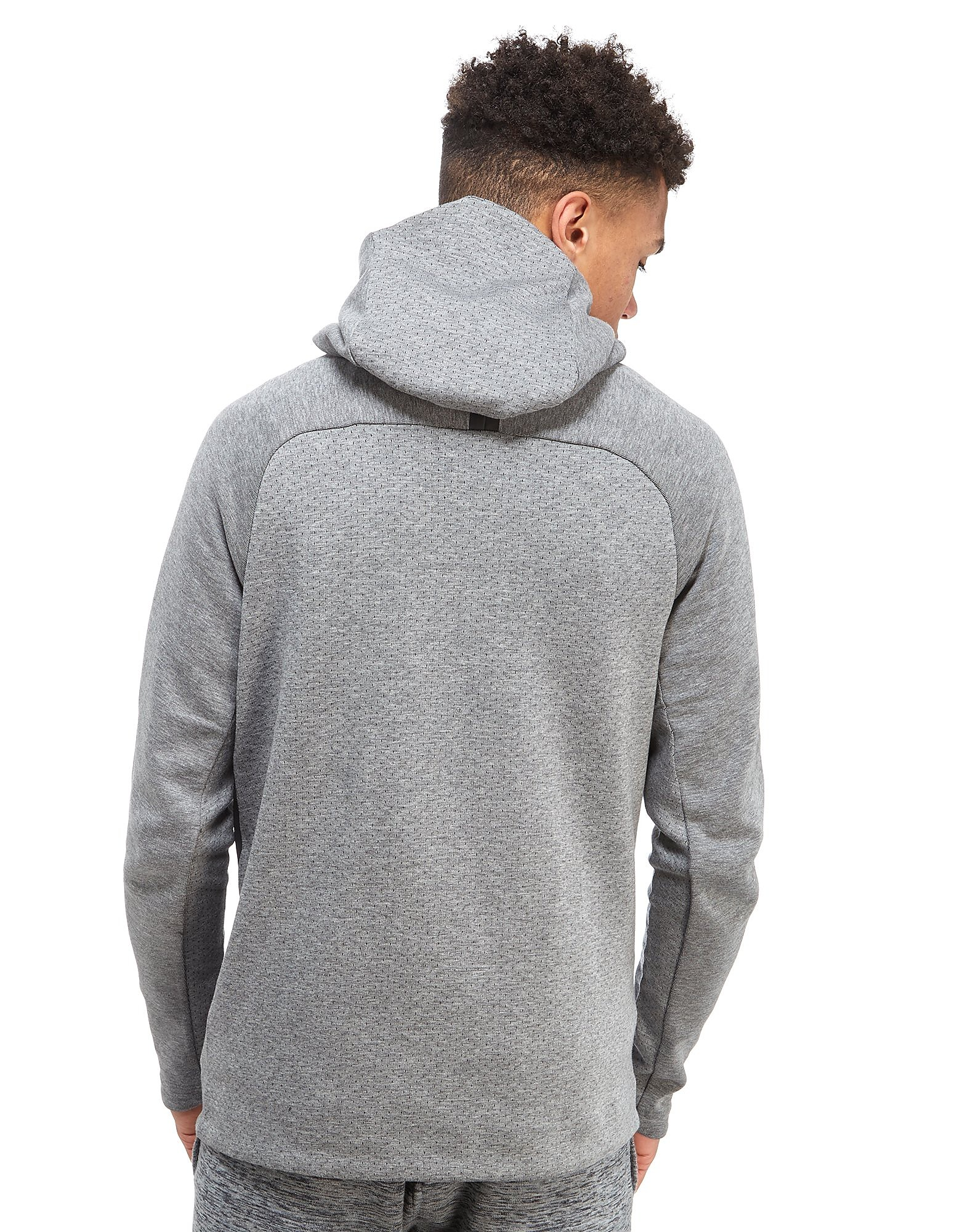 Nike Sweat Capuche Tech Fleece Mesh Overhead