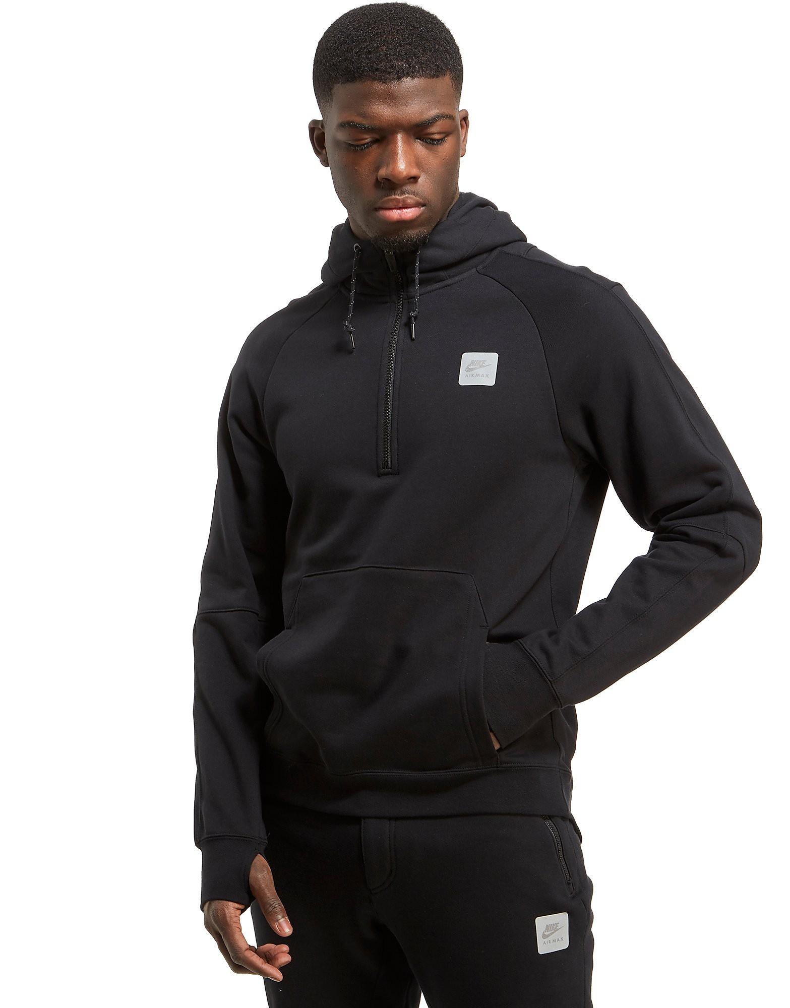 Nike Sweat à capuche demi-zip Air Max