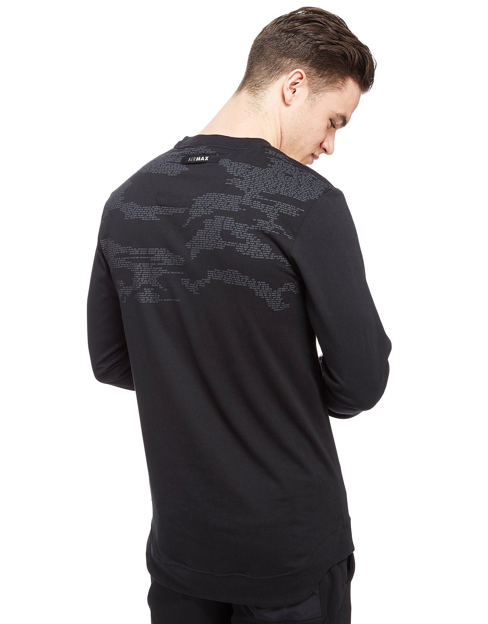 Nike Air Max Longsleeve T-Shirt