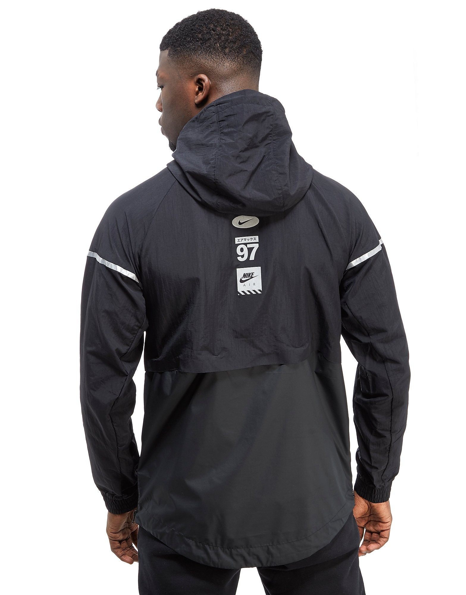 Nike Veste Air Hybrid 1/2 Zip