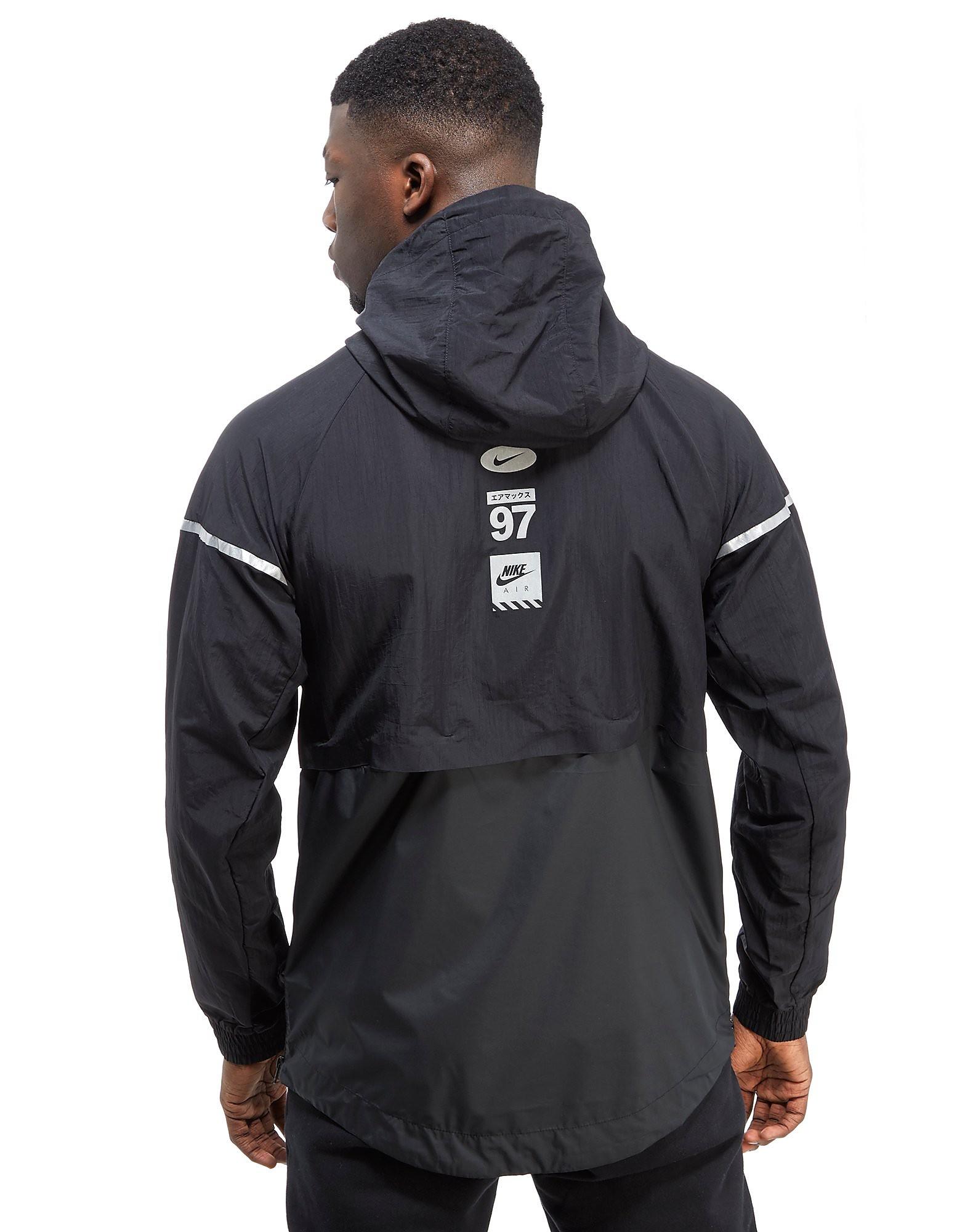 Nike Air Hybrid 1/2 Zip Woven Jacket