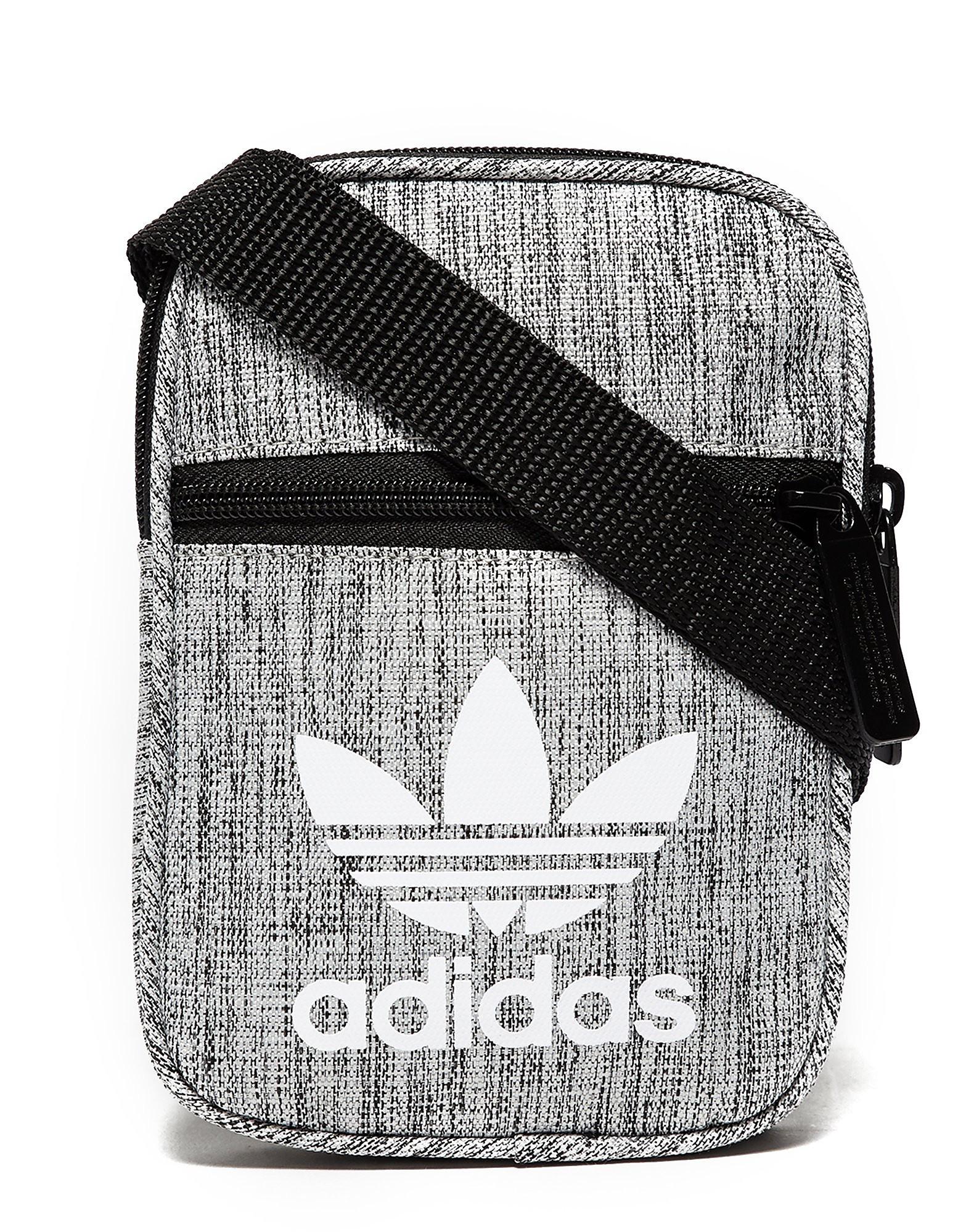 adidas Originals Trefoil Festival Bag - Grijs - Heren
