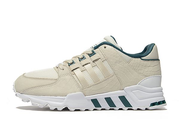 timeless design b3c2a d35d3 adidas EQT Support ADV Suede Kids Trainers Beige
