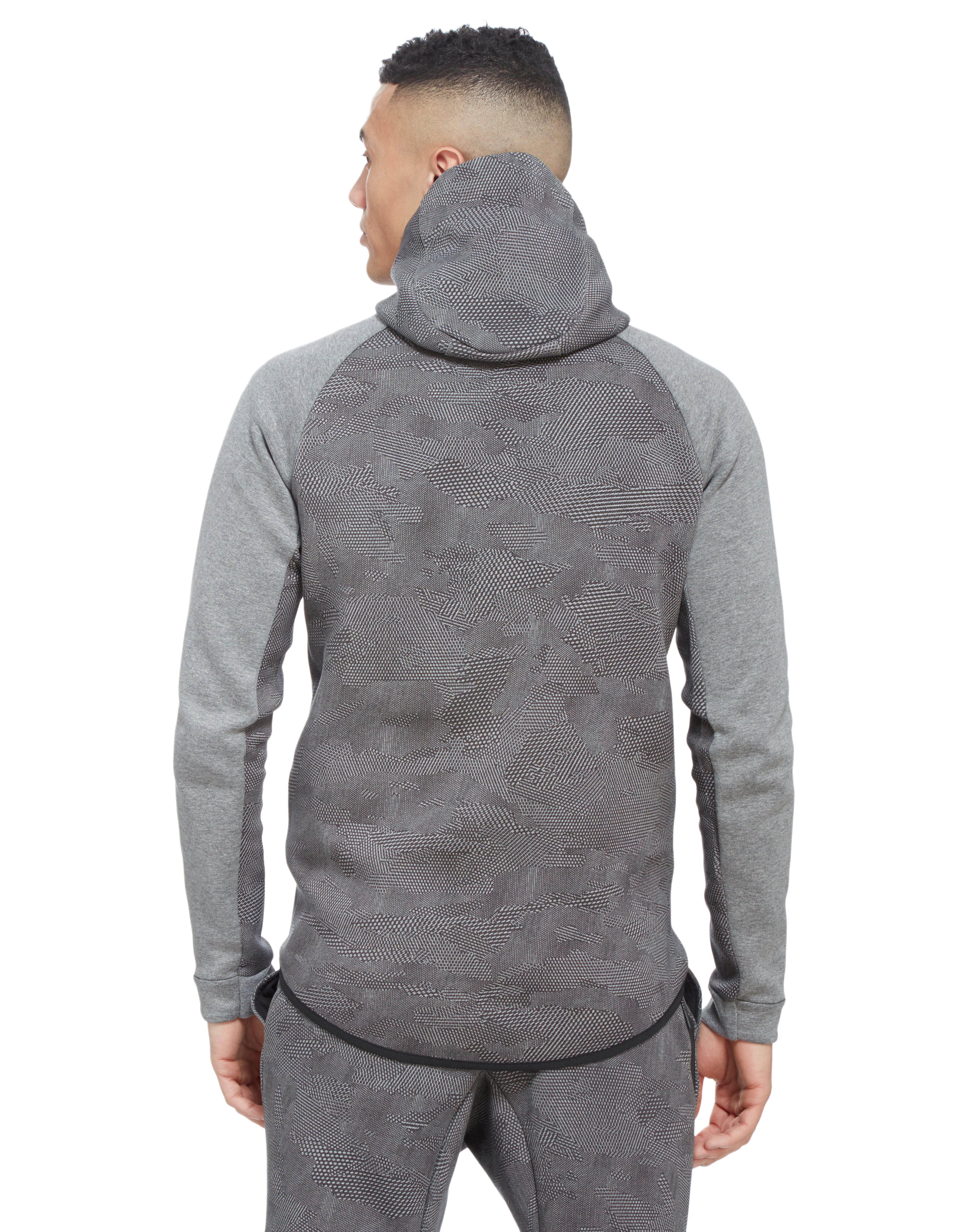 Nike Tech Fleece All-Over-Print Hoody