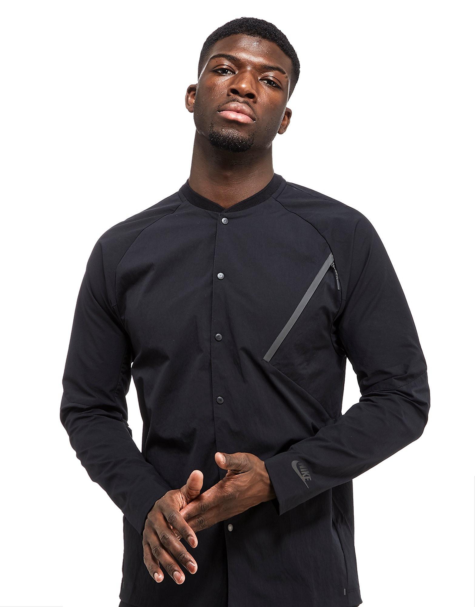 Nike Bonded Long Sleeve Top