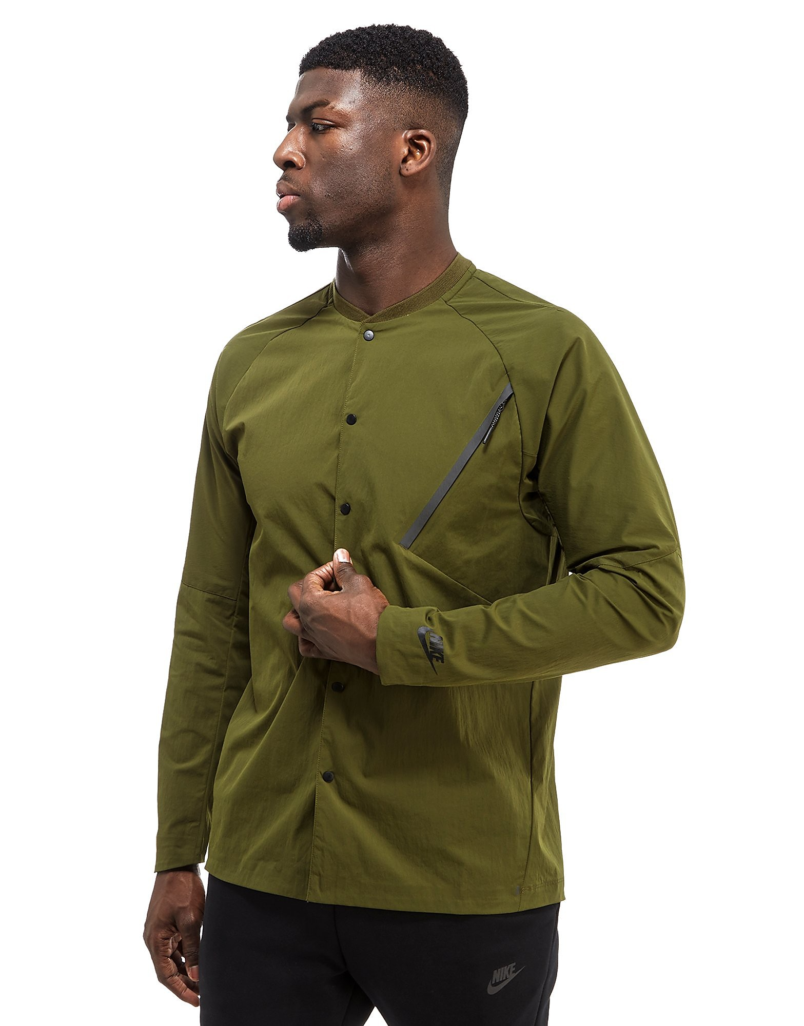 Nike Bonded Long Sleeve Top