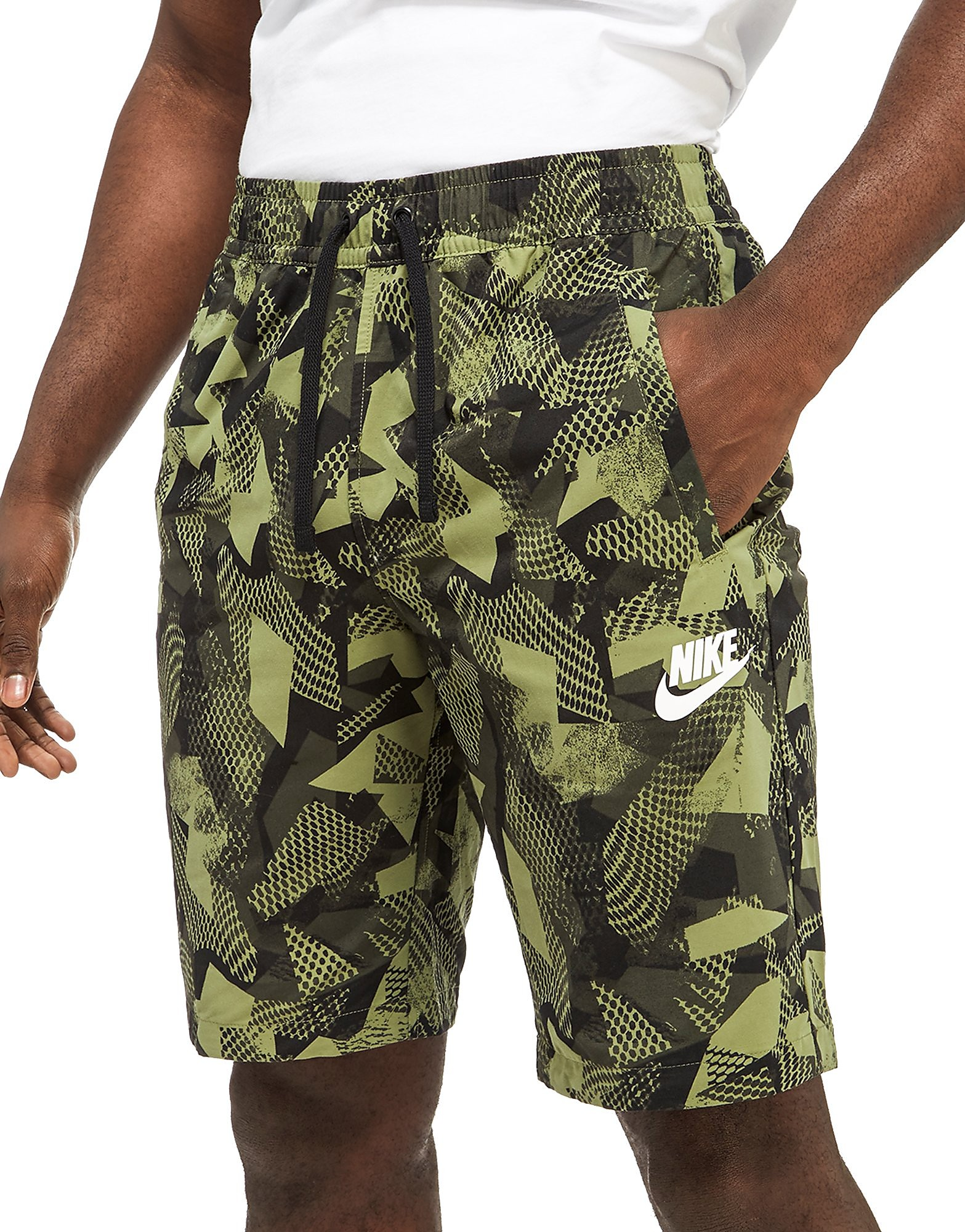 Nike Season All-Over-Print Shorts