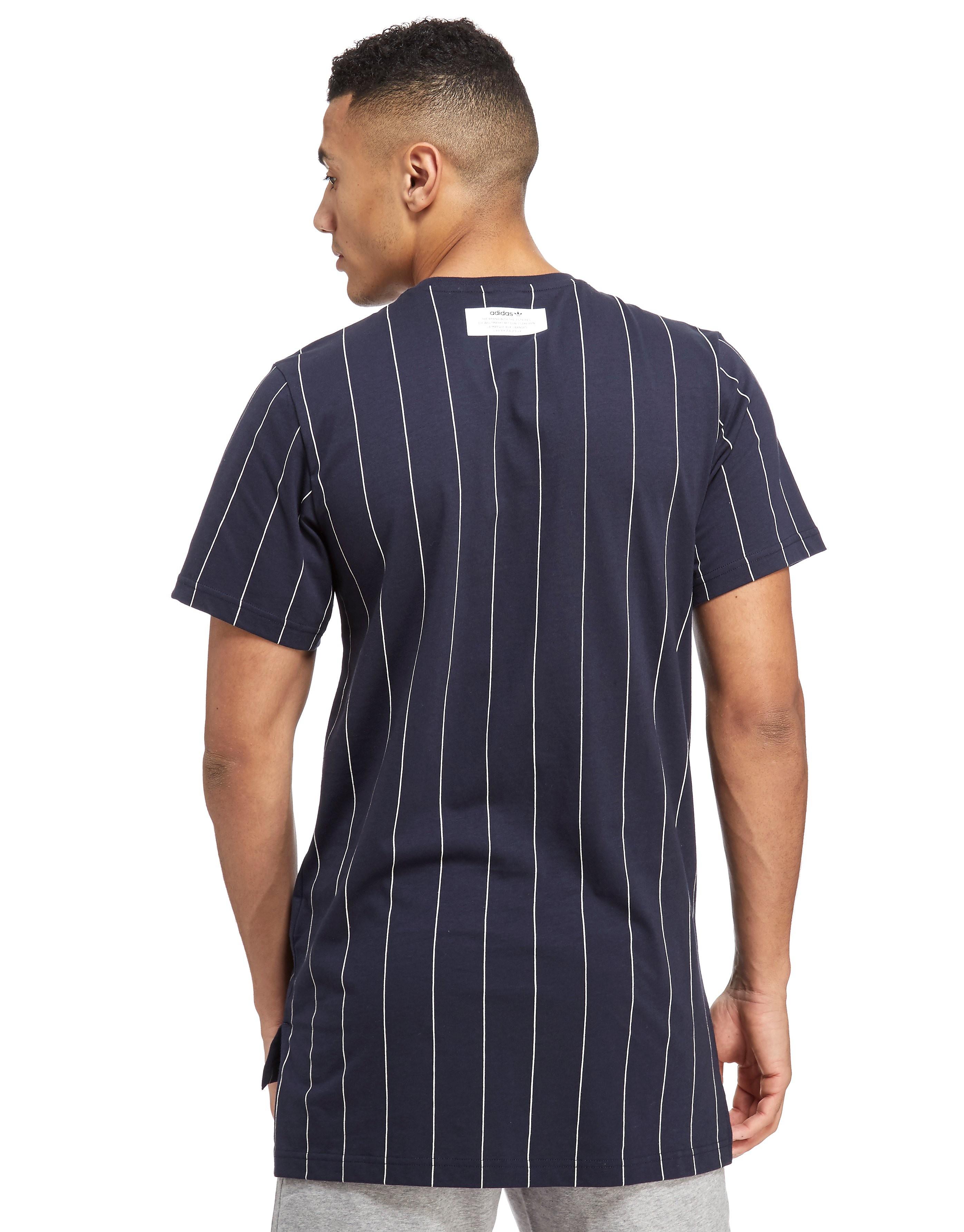 adidas Originals Tokyo Pinstripe T-Shirt