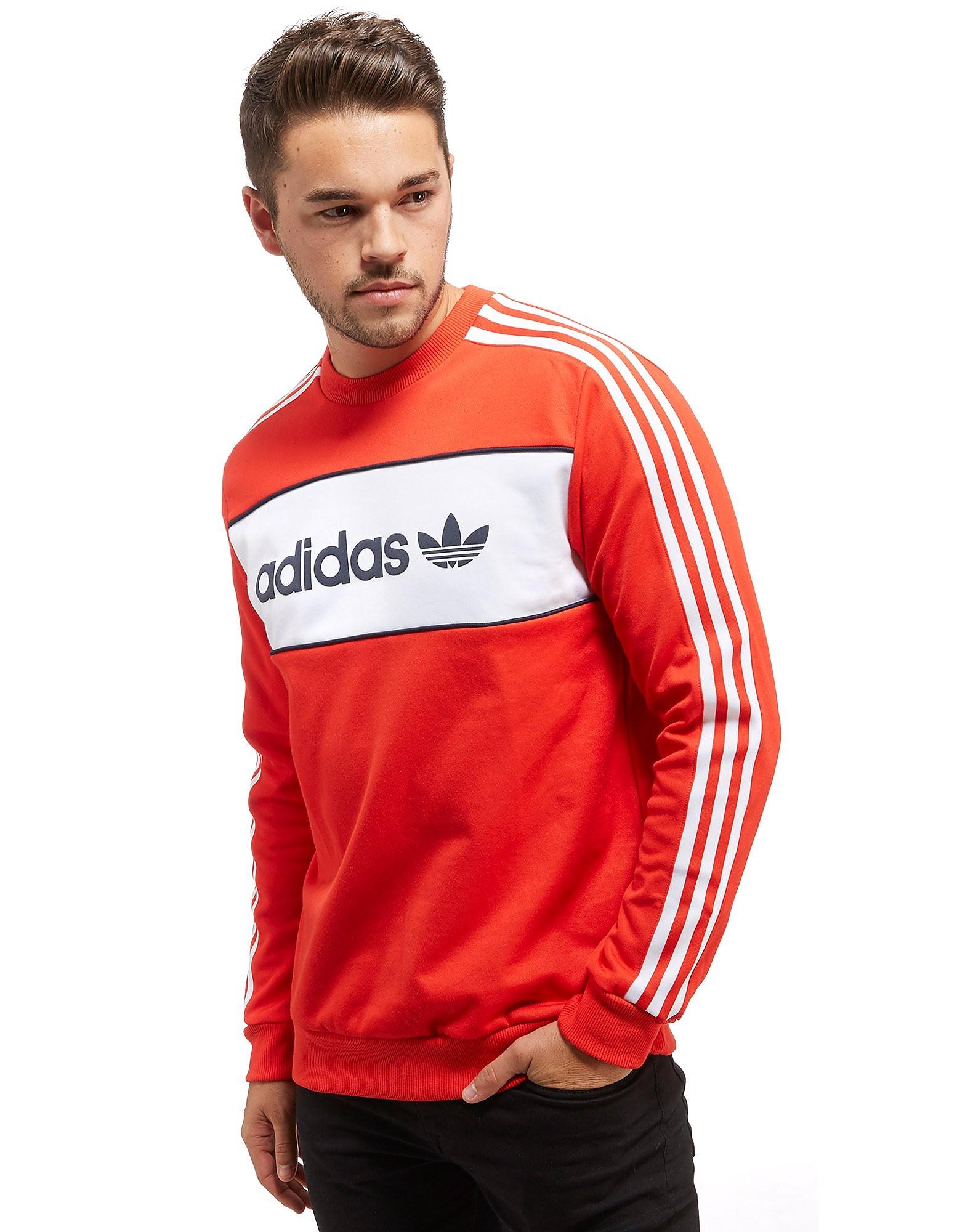 adidas Originals Sweatshirt Block Crew