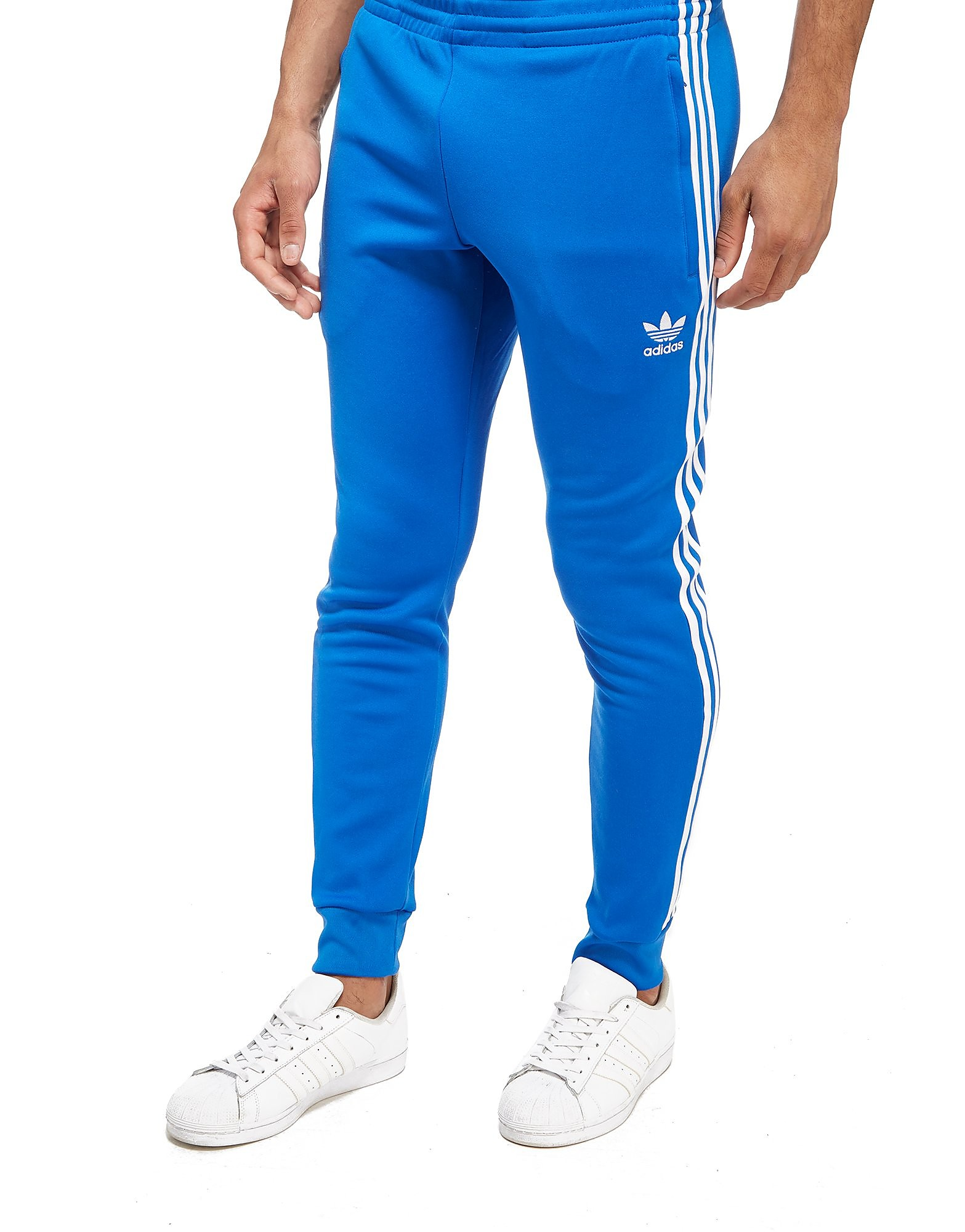 adidas Originals 3-Stripes Superstar Track Pants