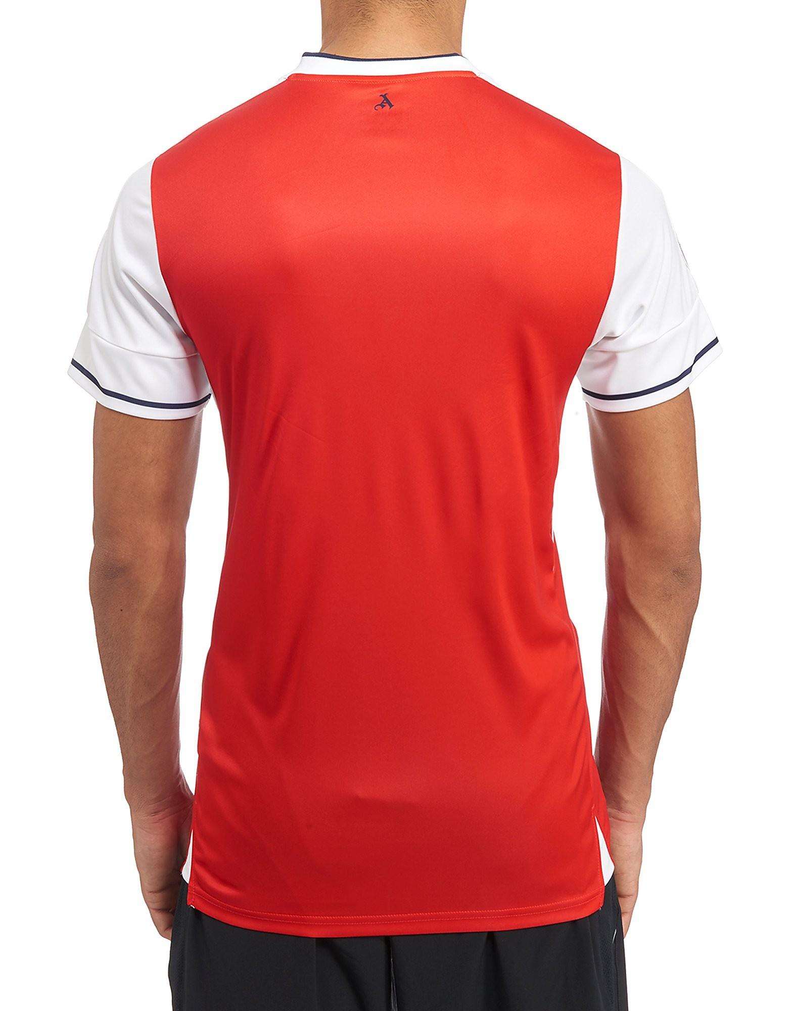 PUMA Arsenal FC 2016/17 Home Prem Badge Shirt