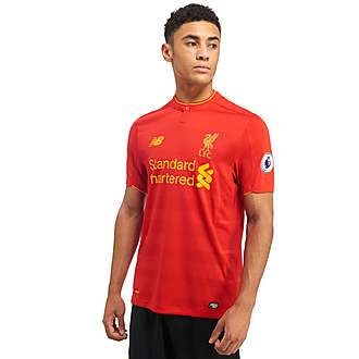 New Balance Liverpool FC 2016/17 Home Prem Badge Shirt