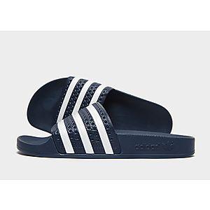 Original Womens Black U0026 White Adidas Adilette Sandals | Schuh