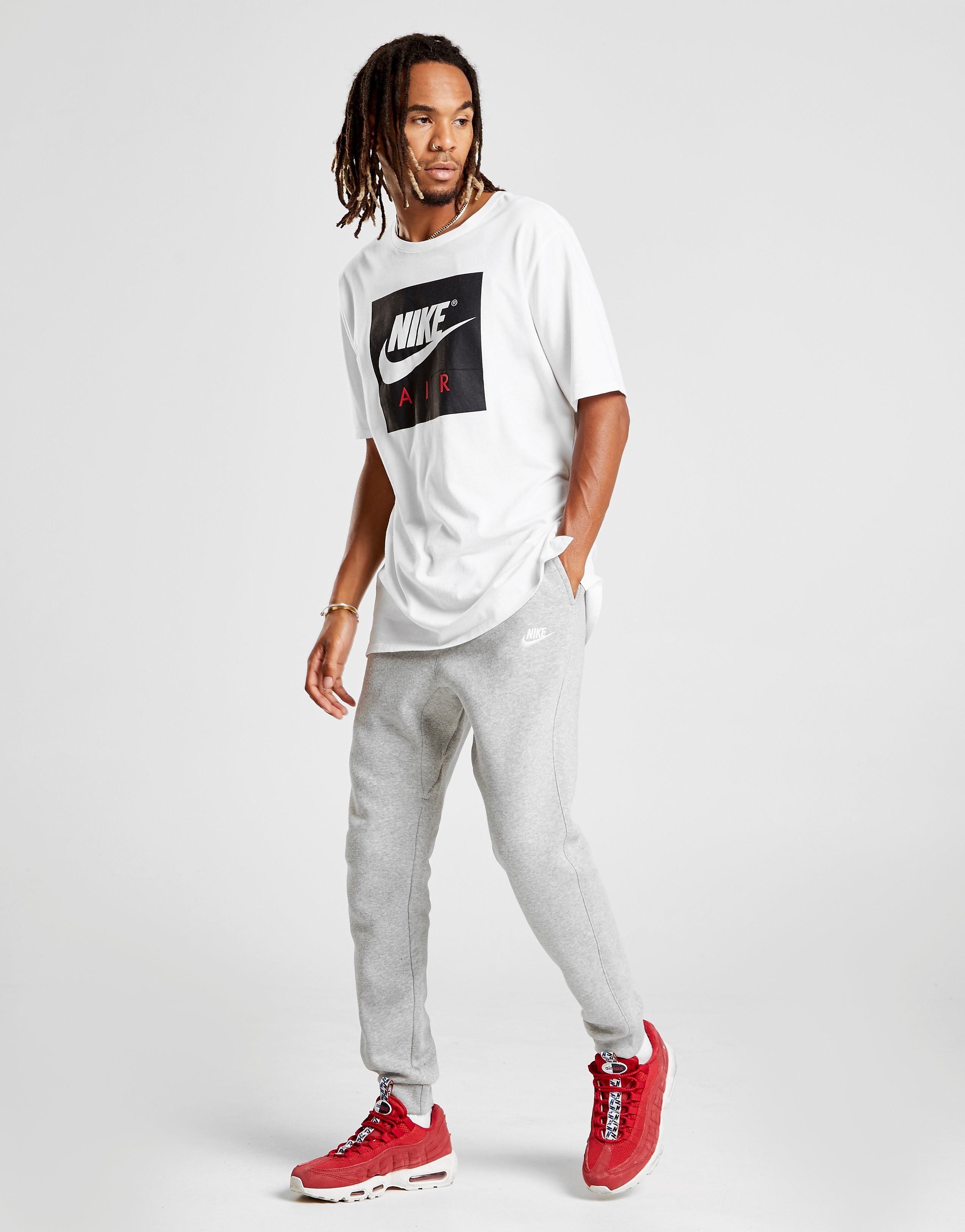Nike Foundation Fleece Joggers - Grijs - Heren