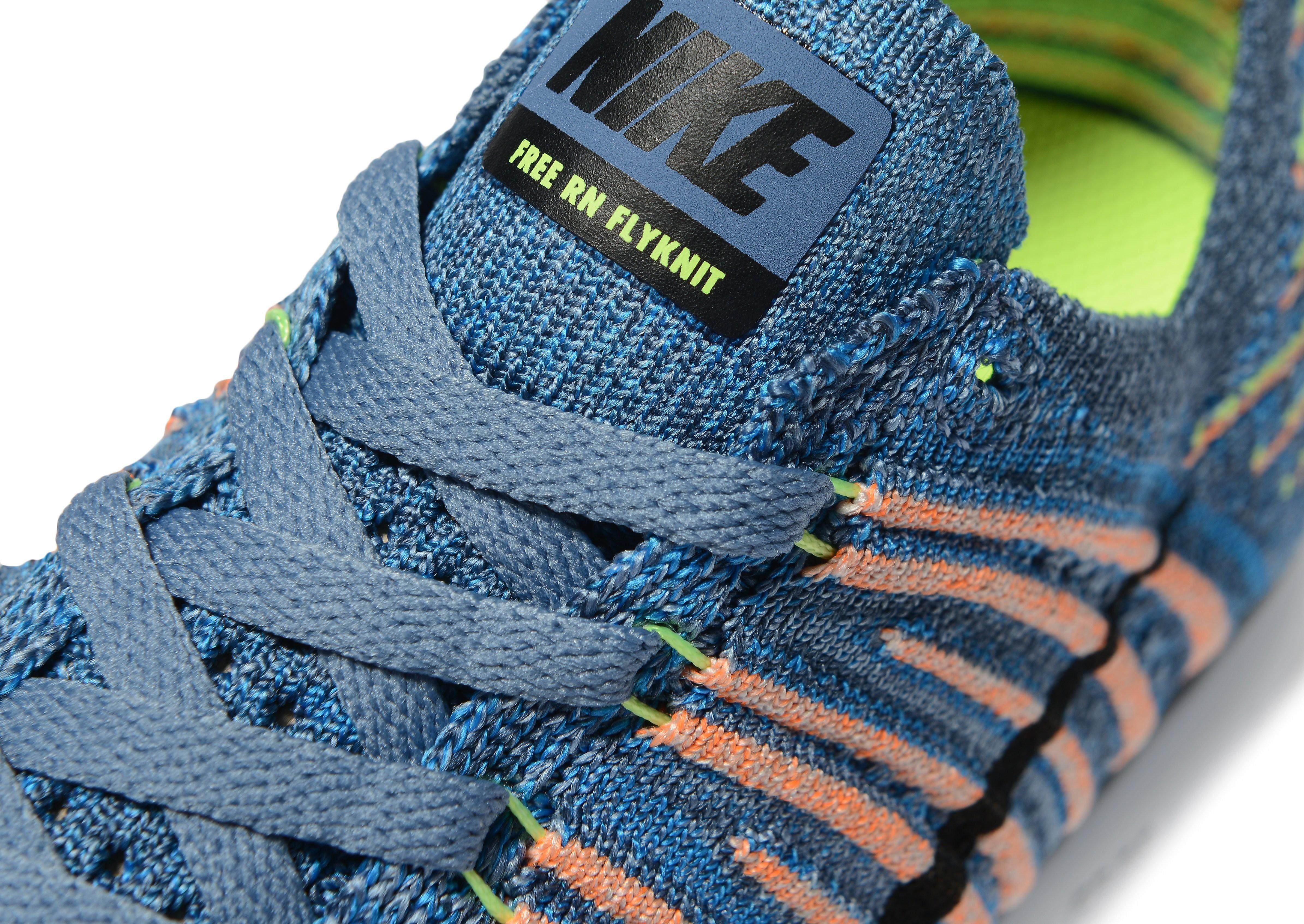 Nike Free Run Flyknit per ragazzi