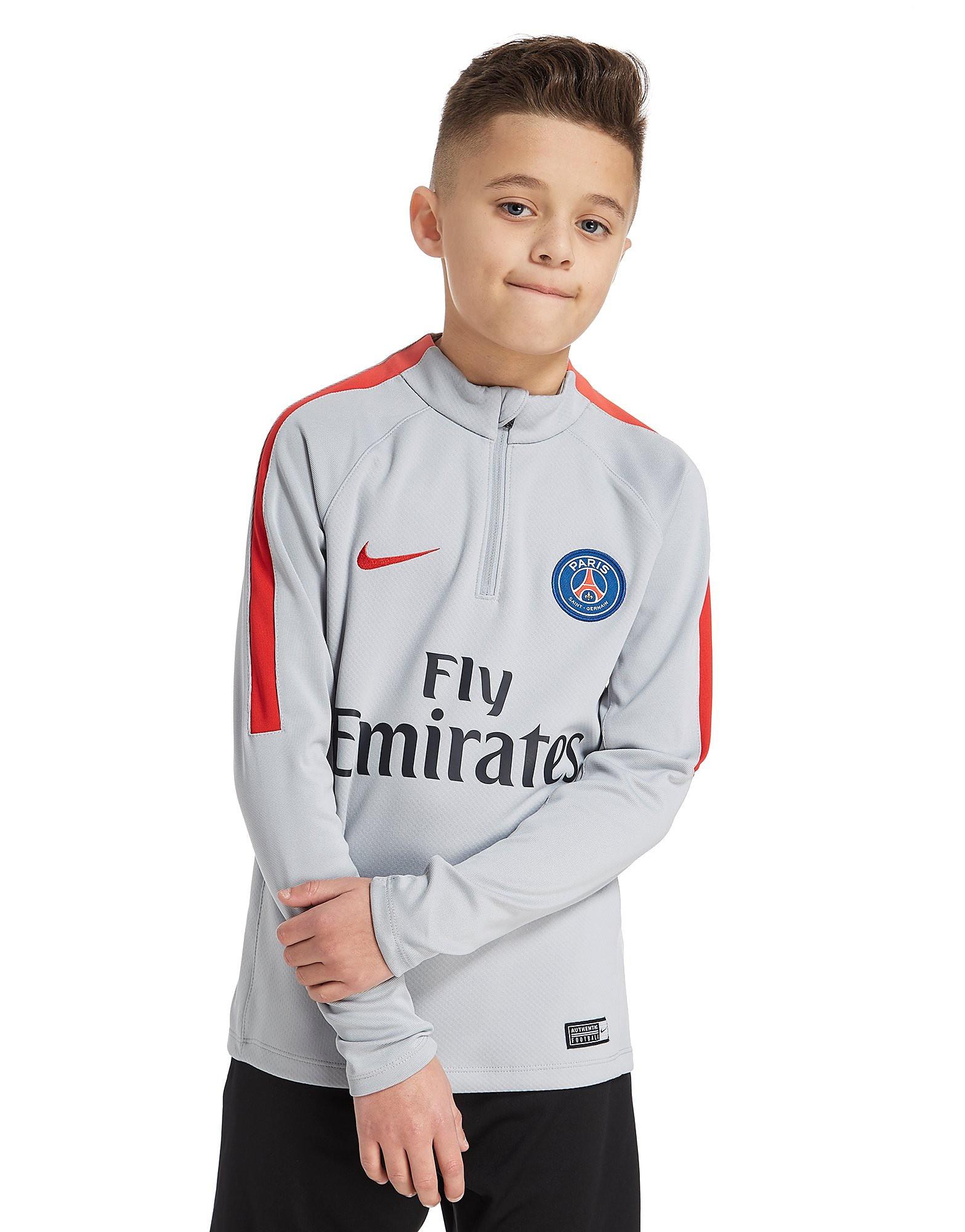 Nike Paris Saint-Germain Drill Top Junior