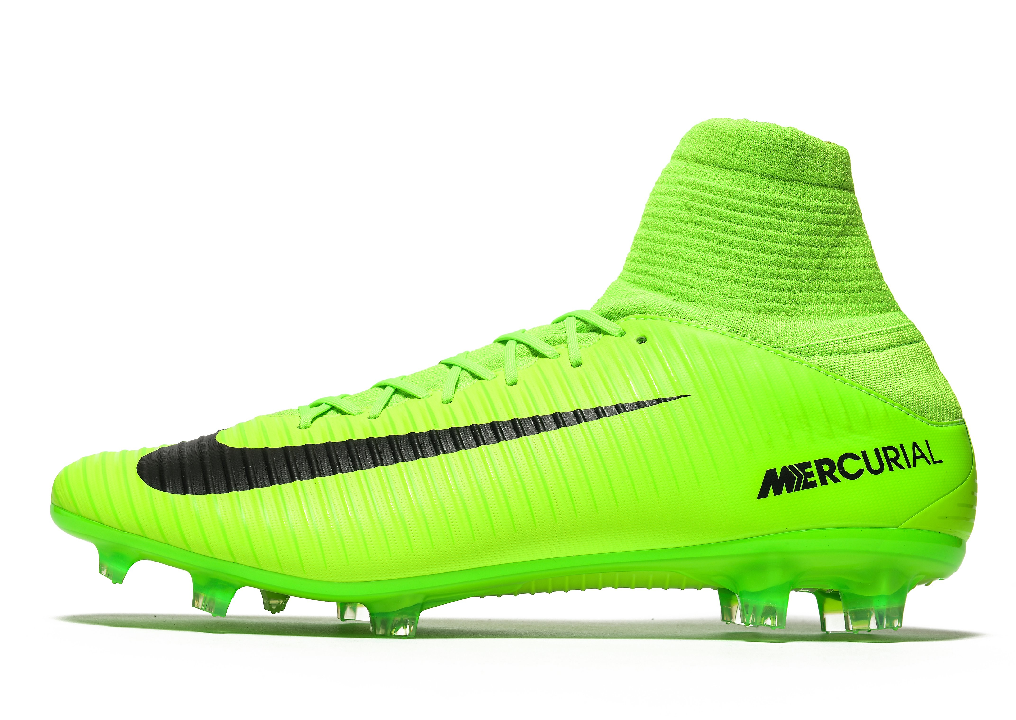 Nike Radiation Flare Mercurial Veloce III DF FG