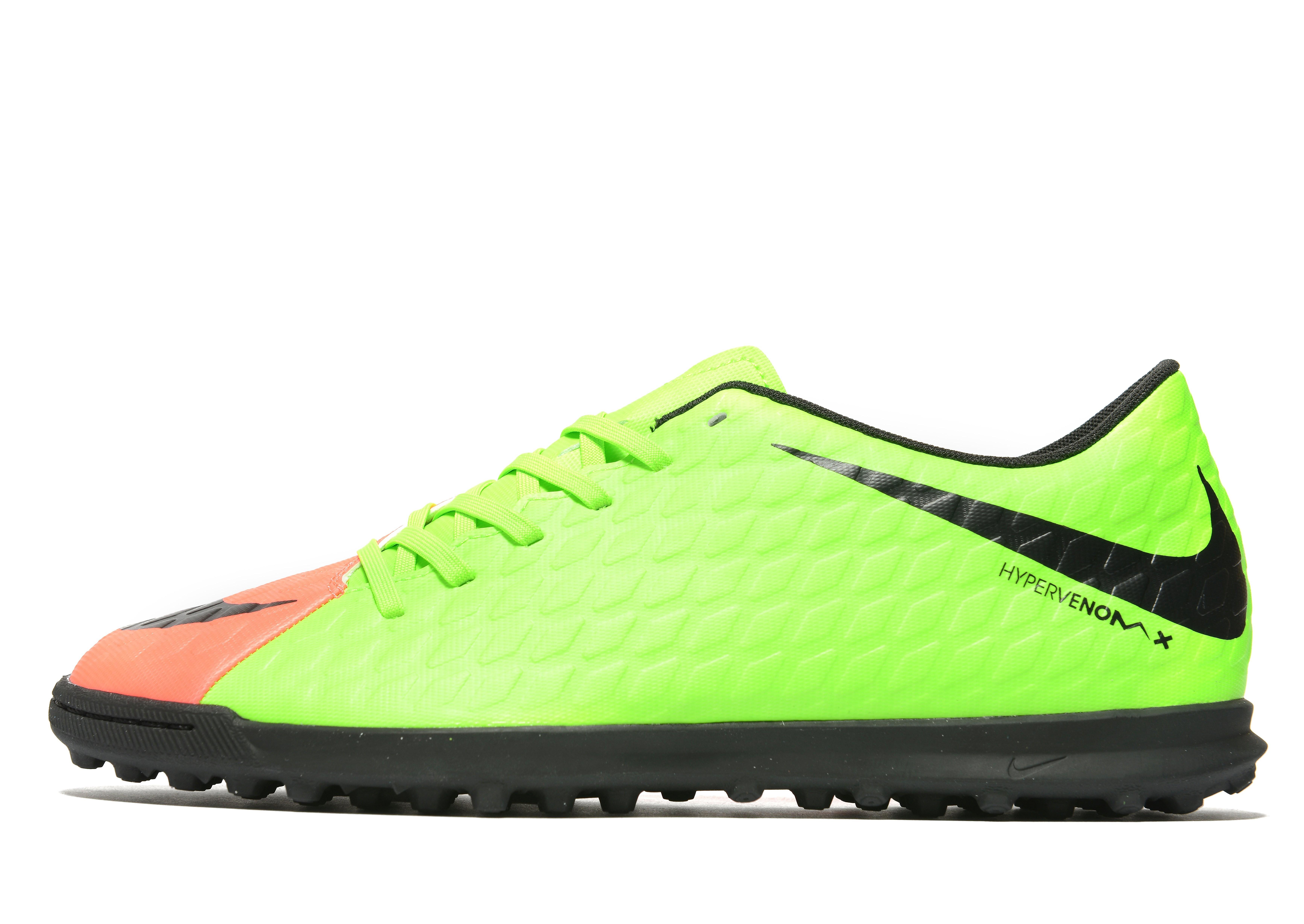 Nike Radiation Flare Hypervenom Phade III TF