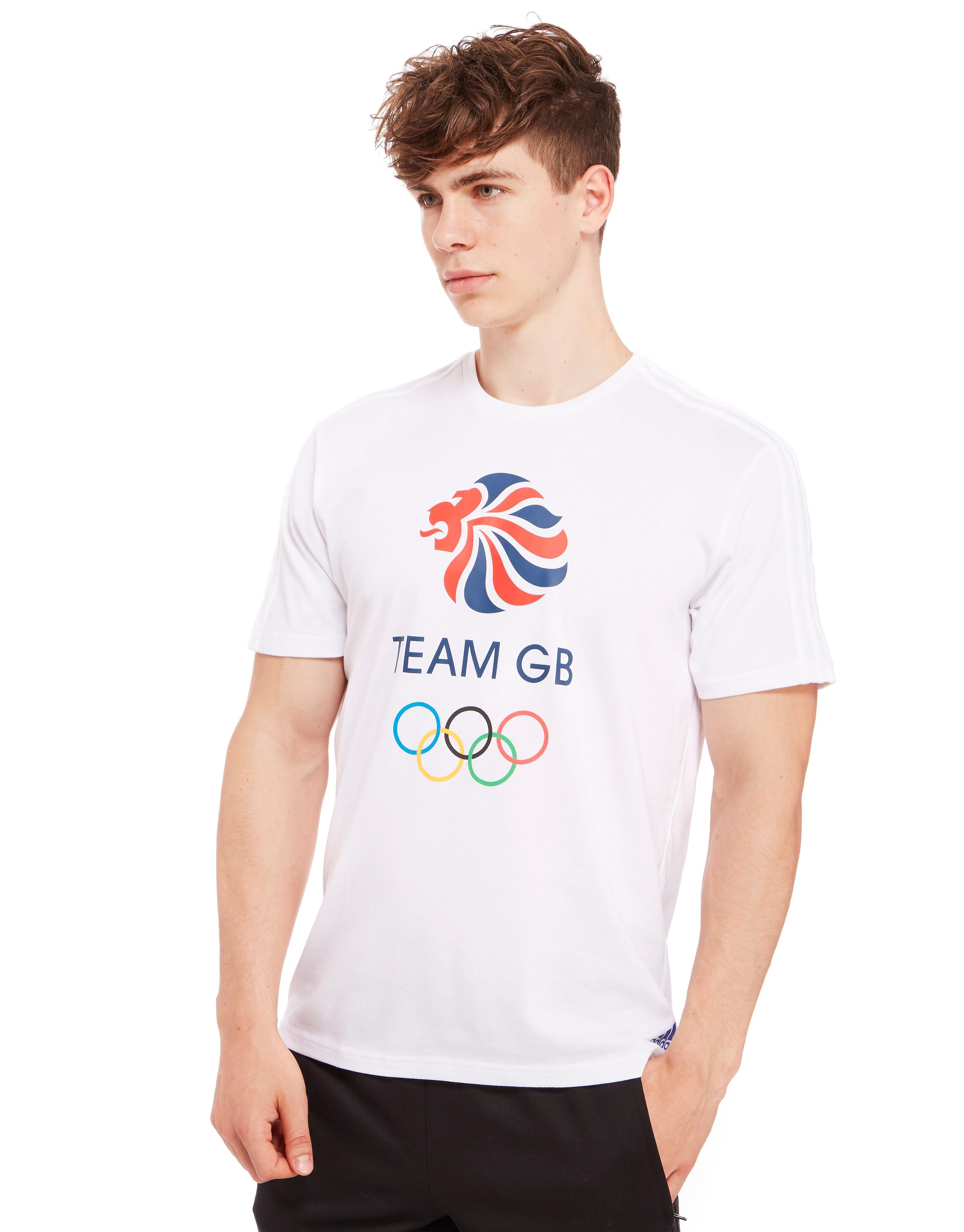 adidas Team GB Basic Logo T-Shirt