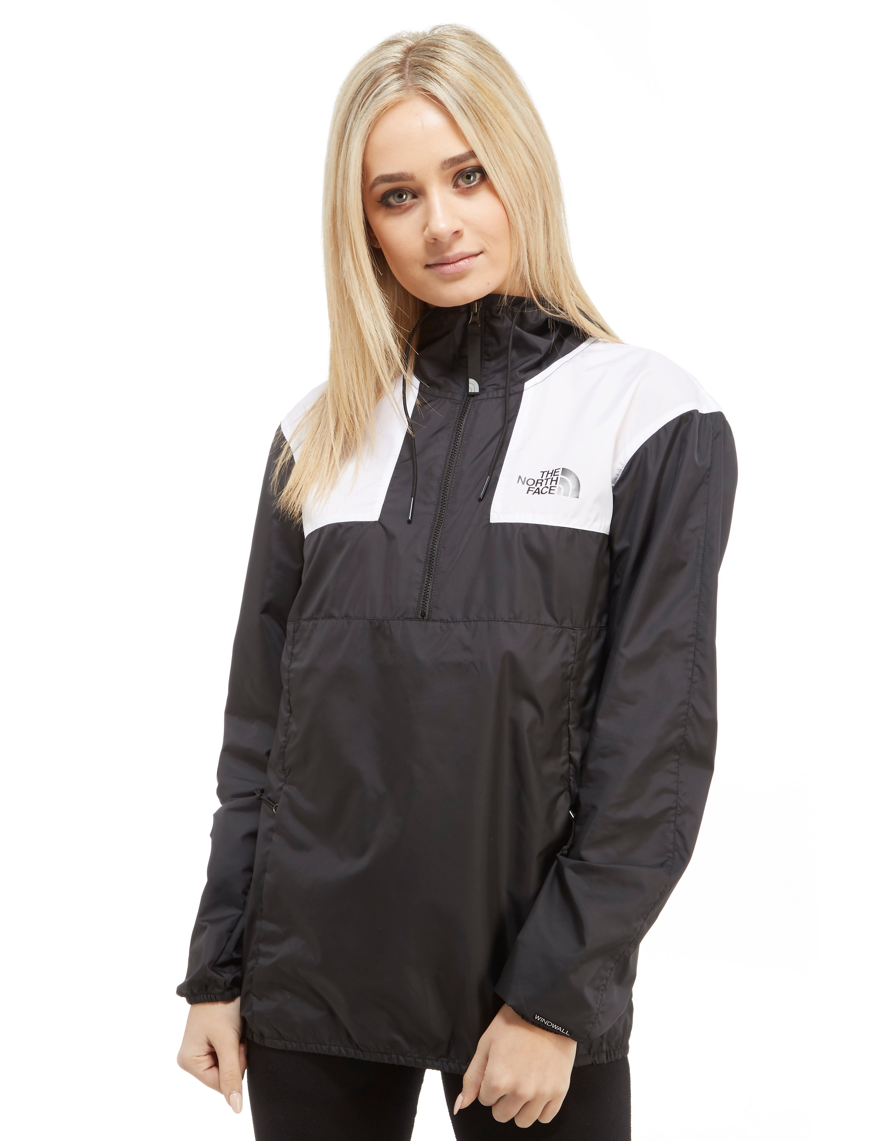 The North Face 1/4 Zip Wind Jacket