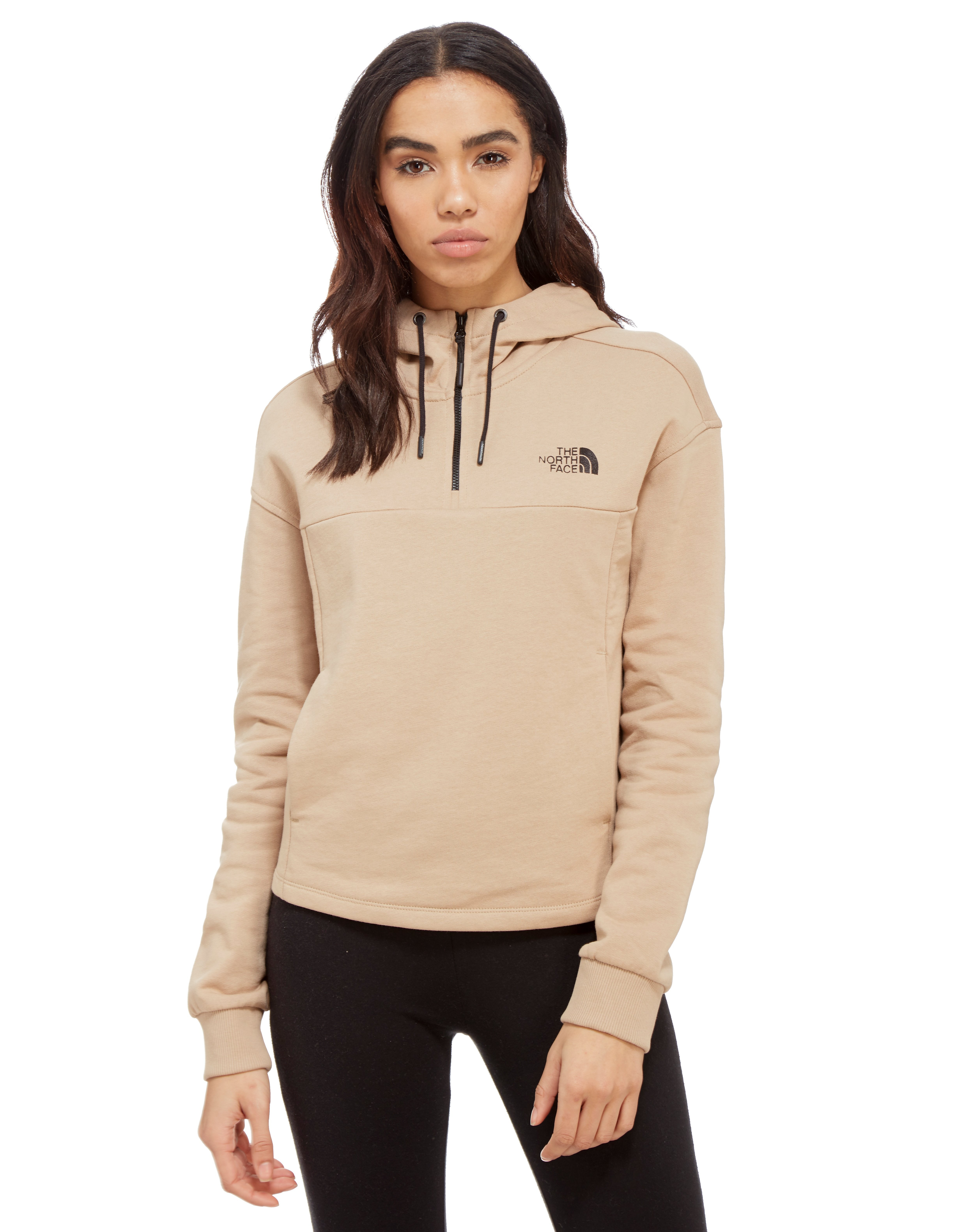 The North Face 1/4 Zip Fleece Hoody