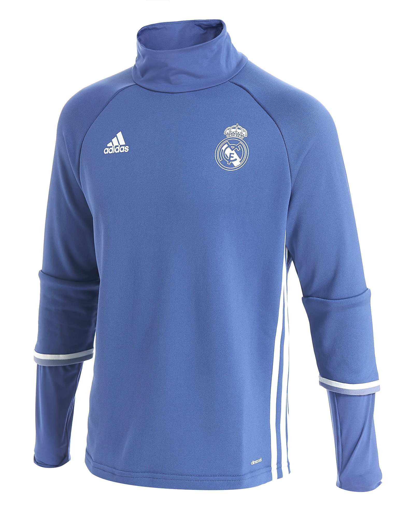 adidas Real Madrid Training Top Junior