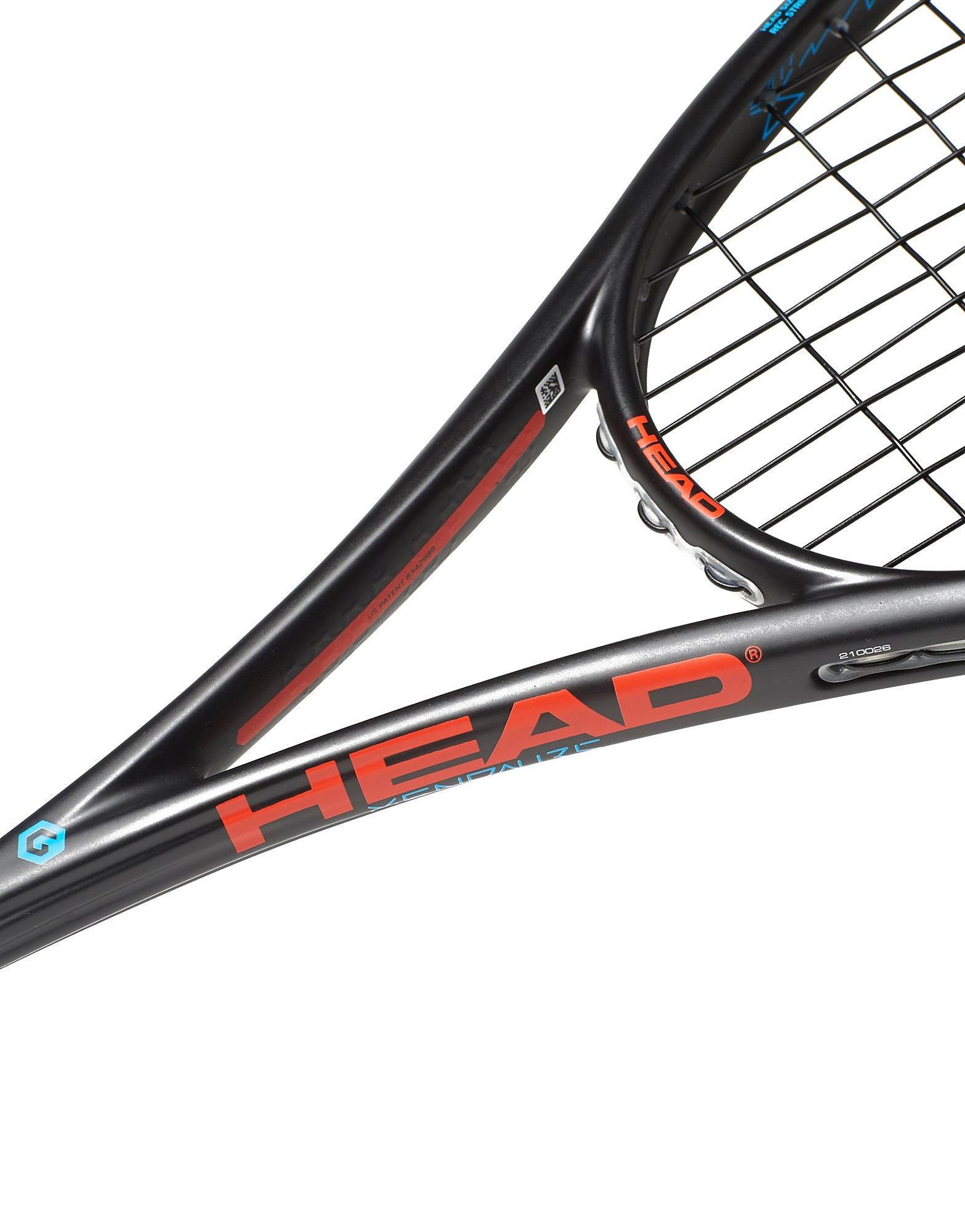 Head GRAPHENE XT XENON 135 SQUASH RACKET