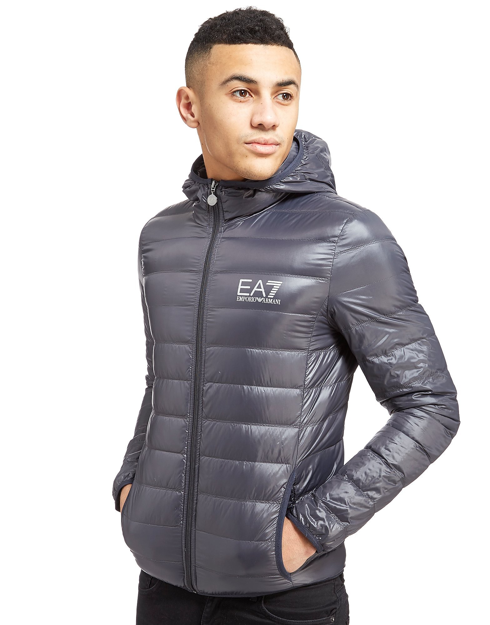 Emporio Armani EA7 Bubble Down Jacket Homme