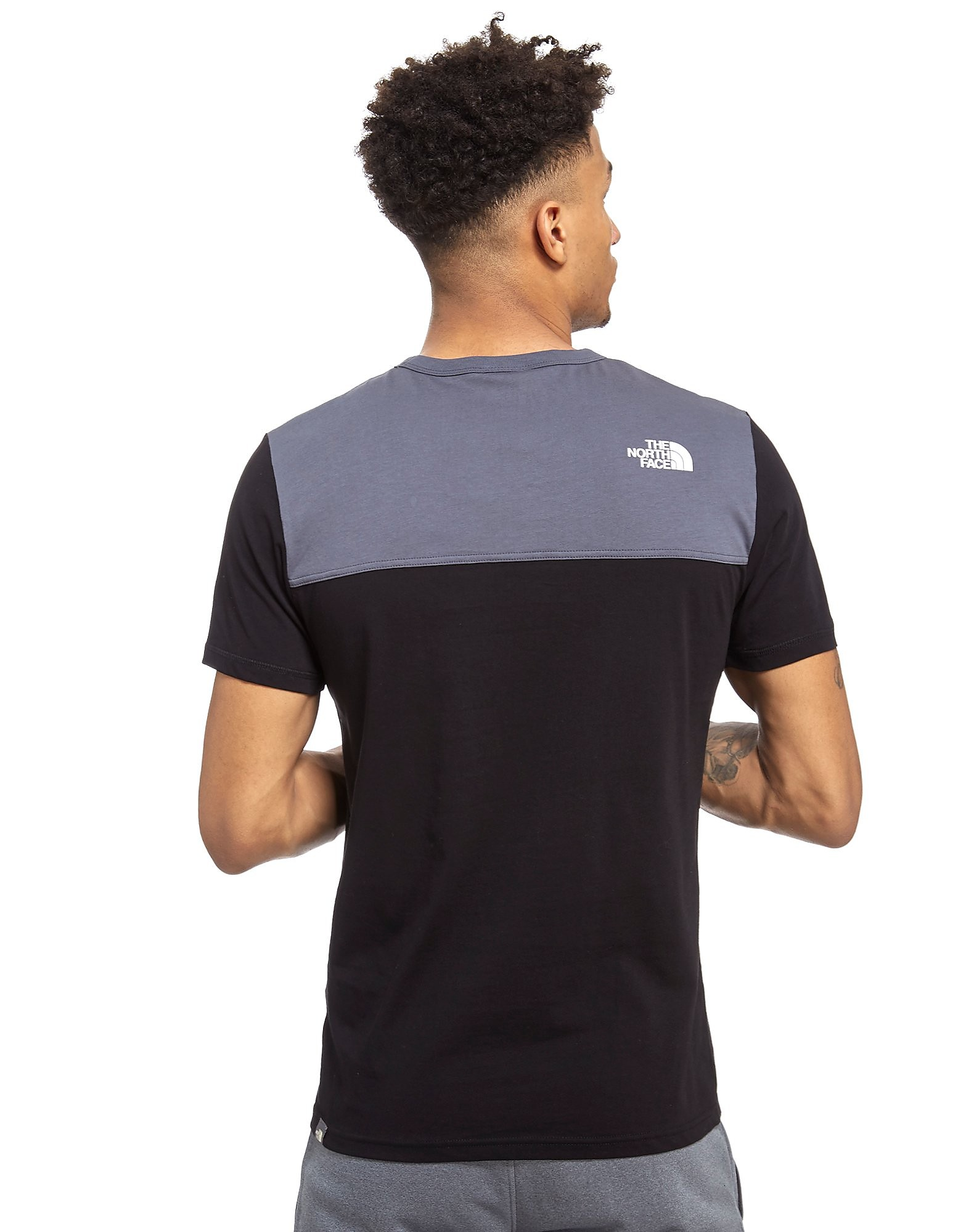 The North Face Colour Block-T-Shirt
