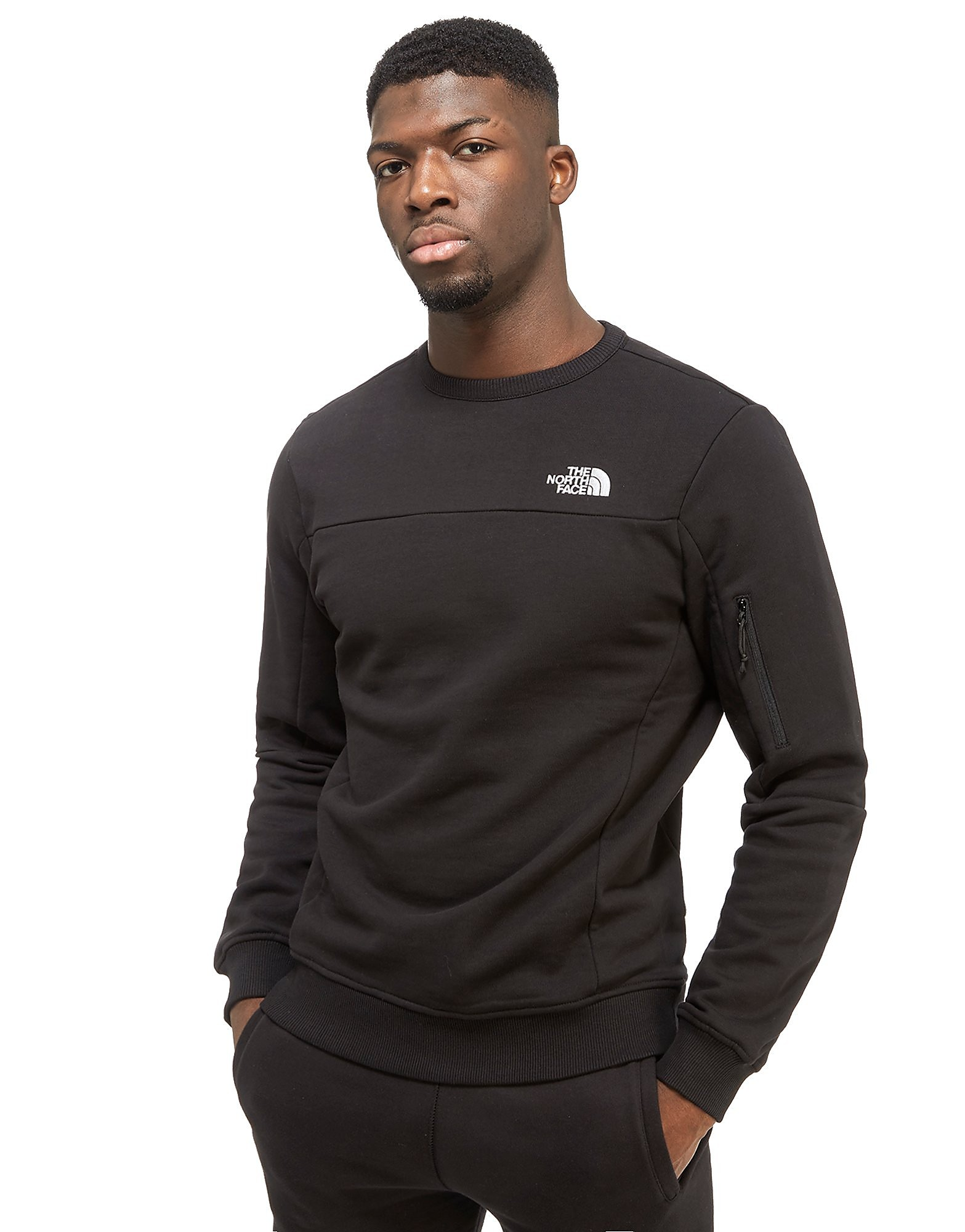 The North Face Z Pocket Crew Sweatshirt