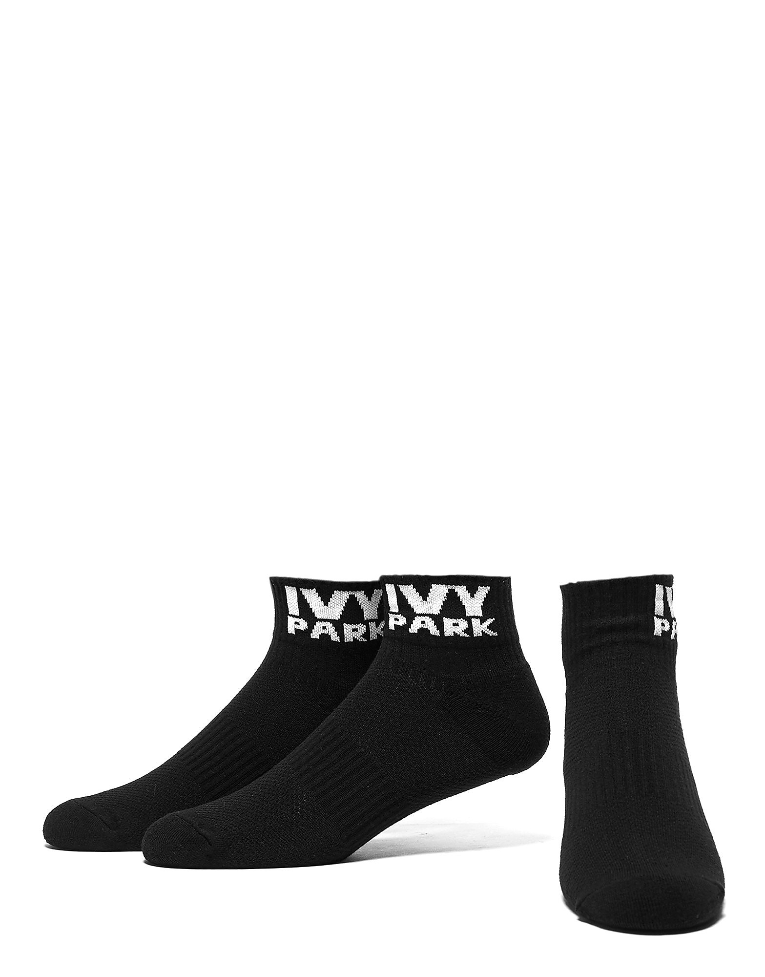 IVY PARK 3 Pack Ankle Socks
