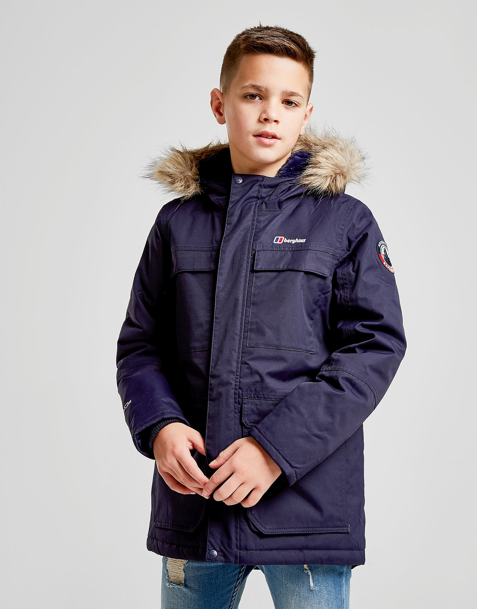 Berghaus Ancroft Parka Junior