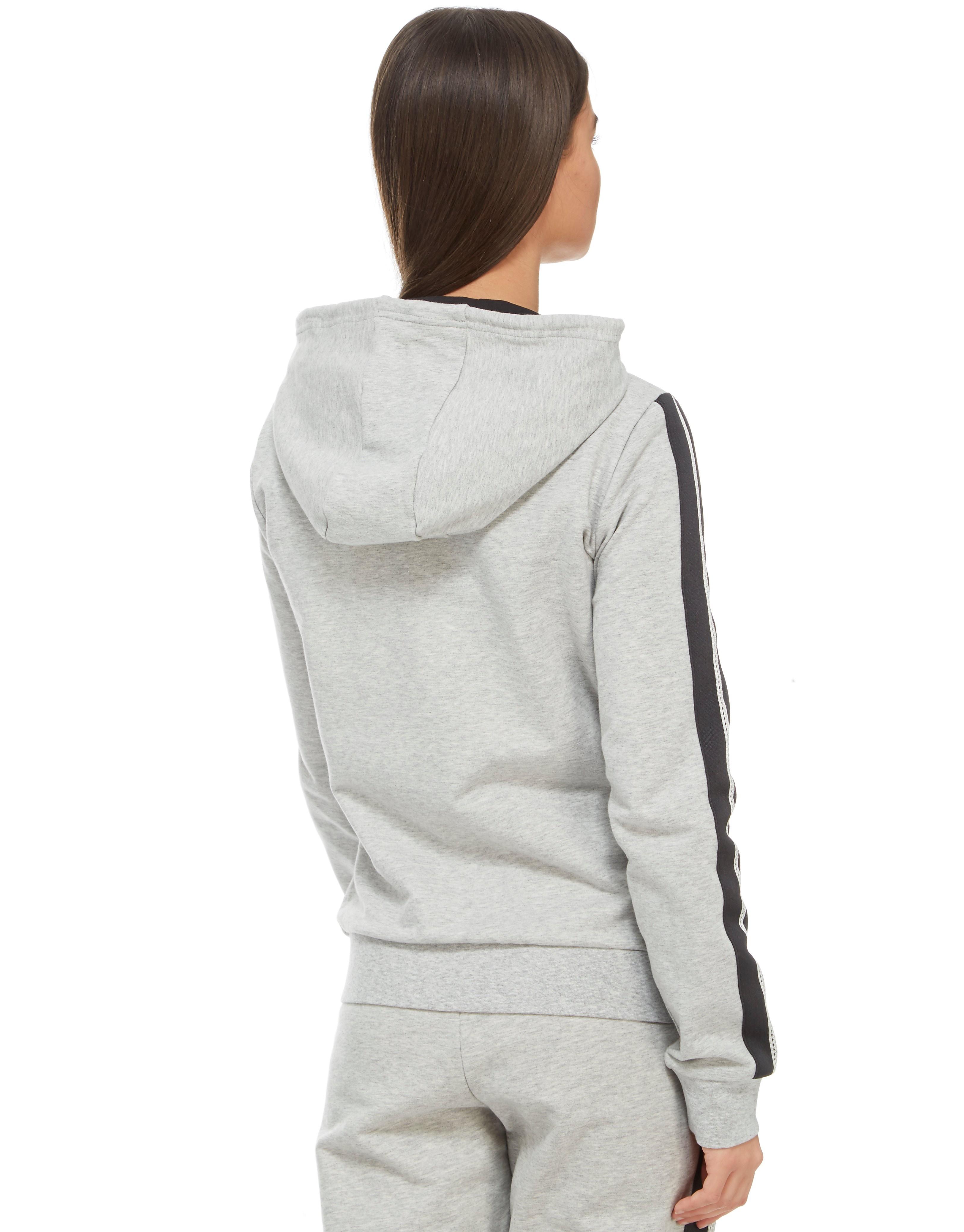 Emporio Armani EA7 Tape Fleece Full Zip Hoody