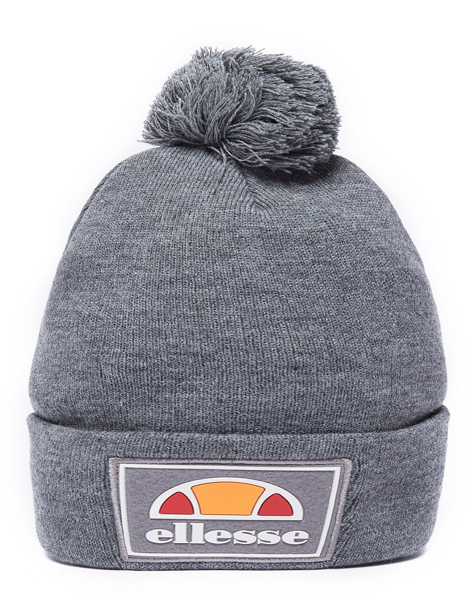 Ellesse Patch Pom Pom Beanie Hat