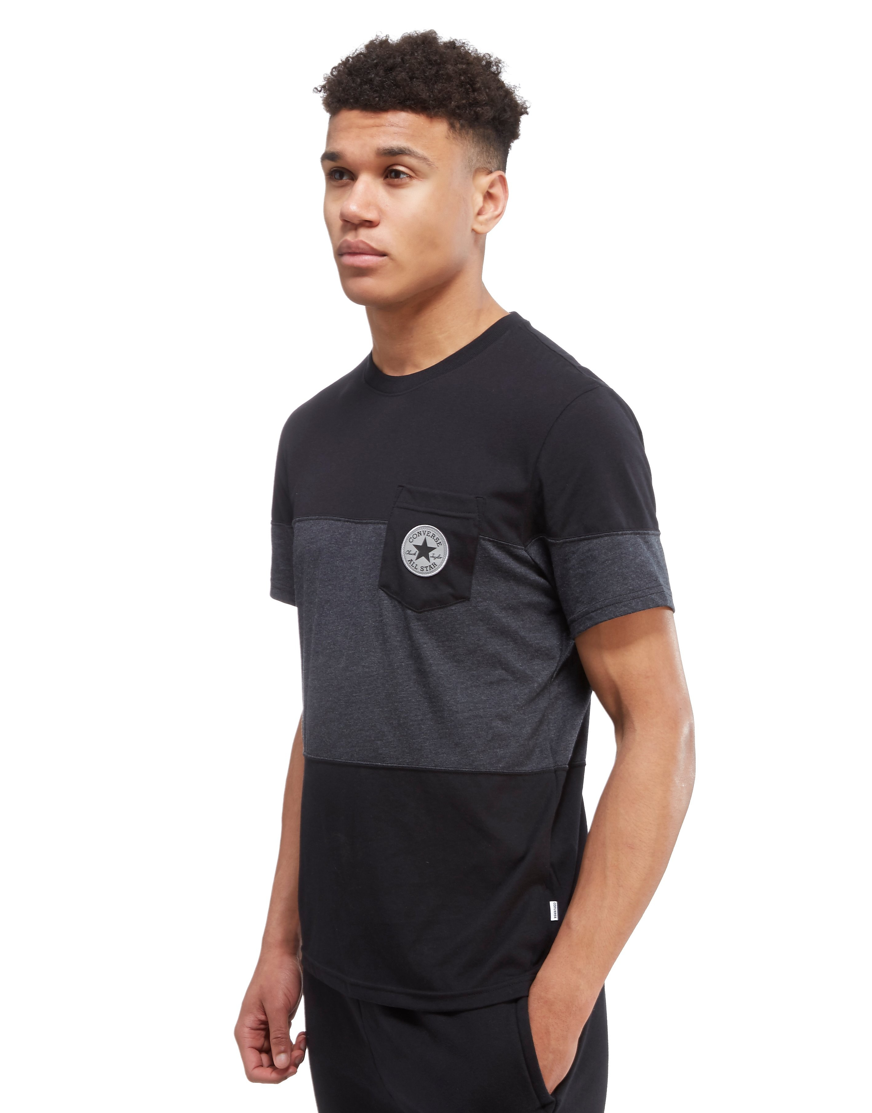 Converse Chuck Reflective Pocket T-Shirt