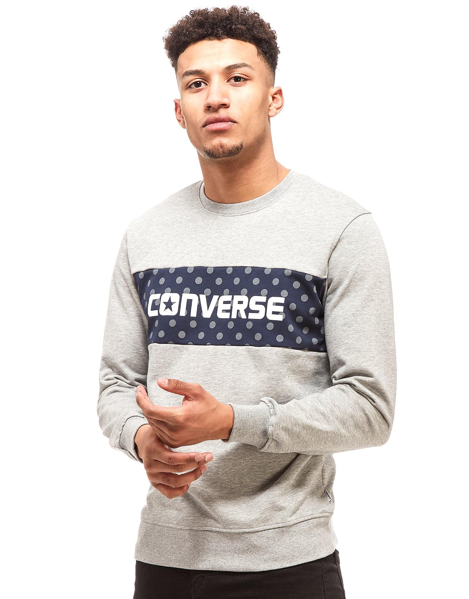 Converse Micro Dot Sweatshirt