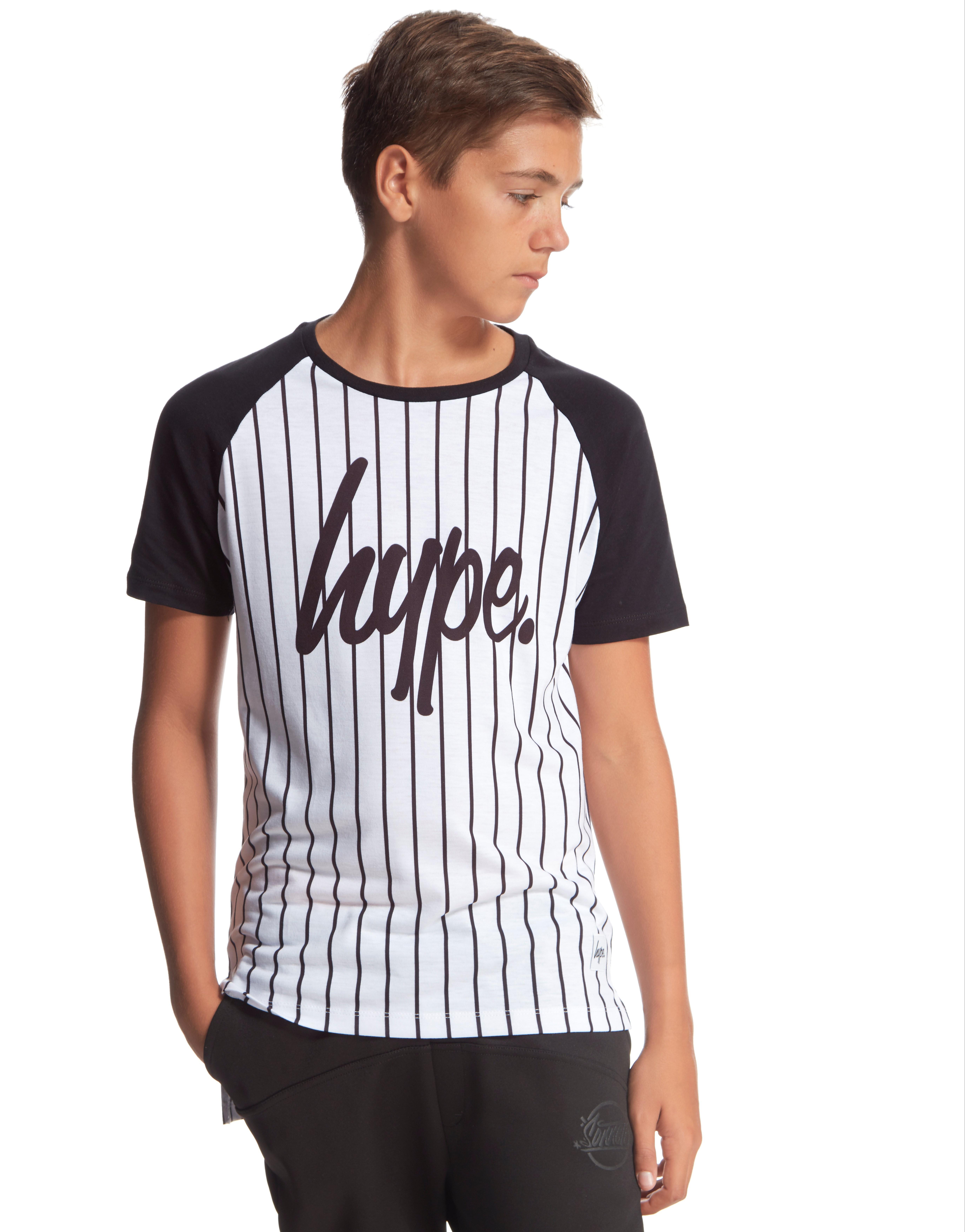 Hype Baseball Raglan T-Shirt Junior