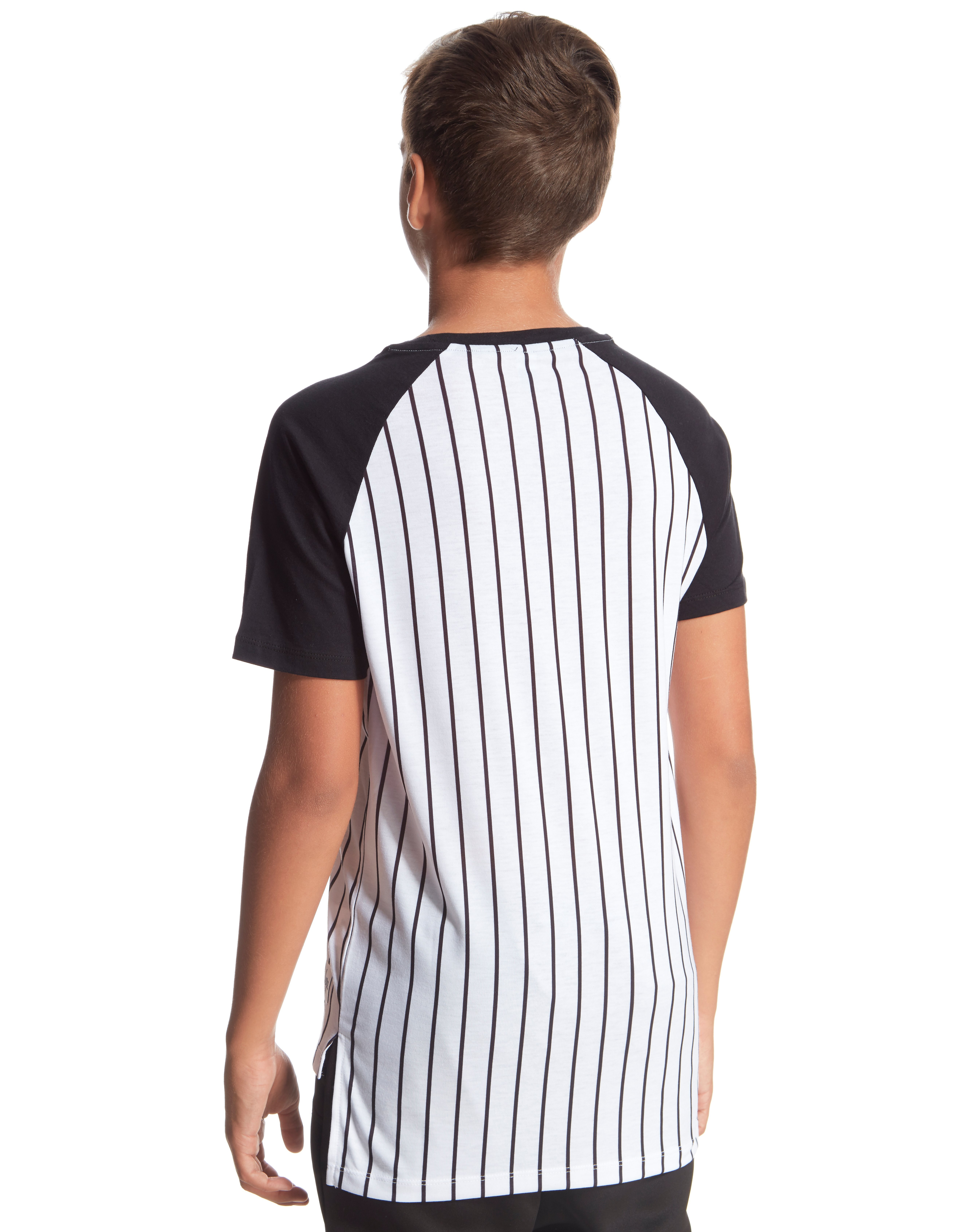 Hype Baseball Raglan T-Shirt Junior