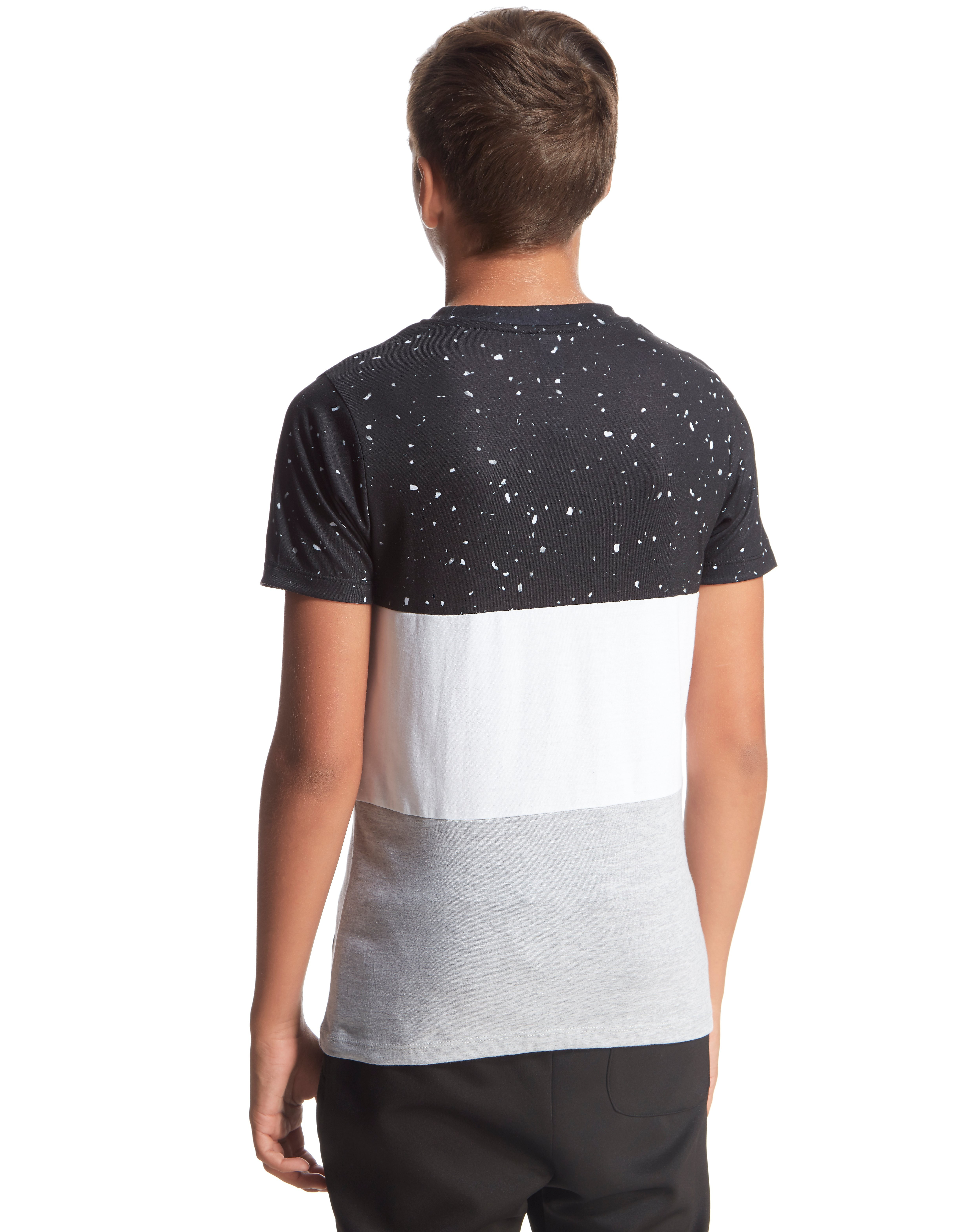 Hype 3 Step Speckle T-Shirt Junior