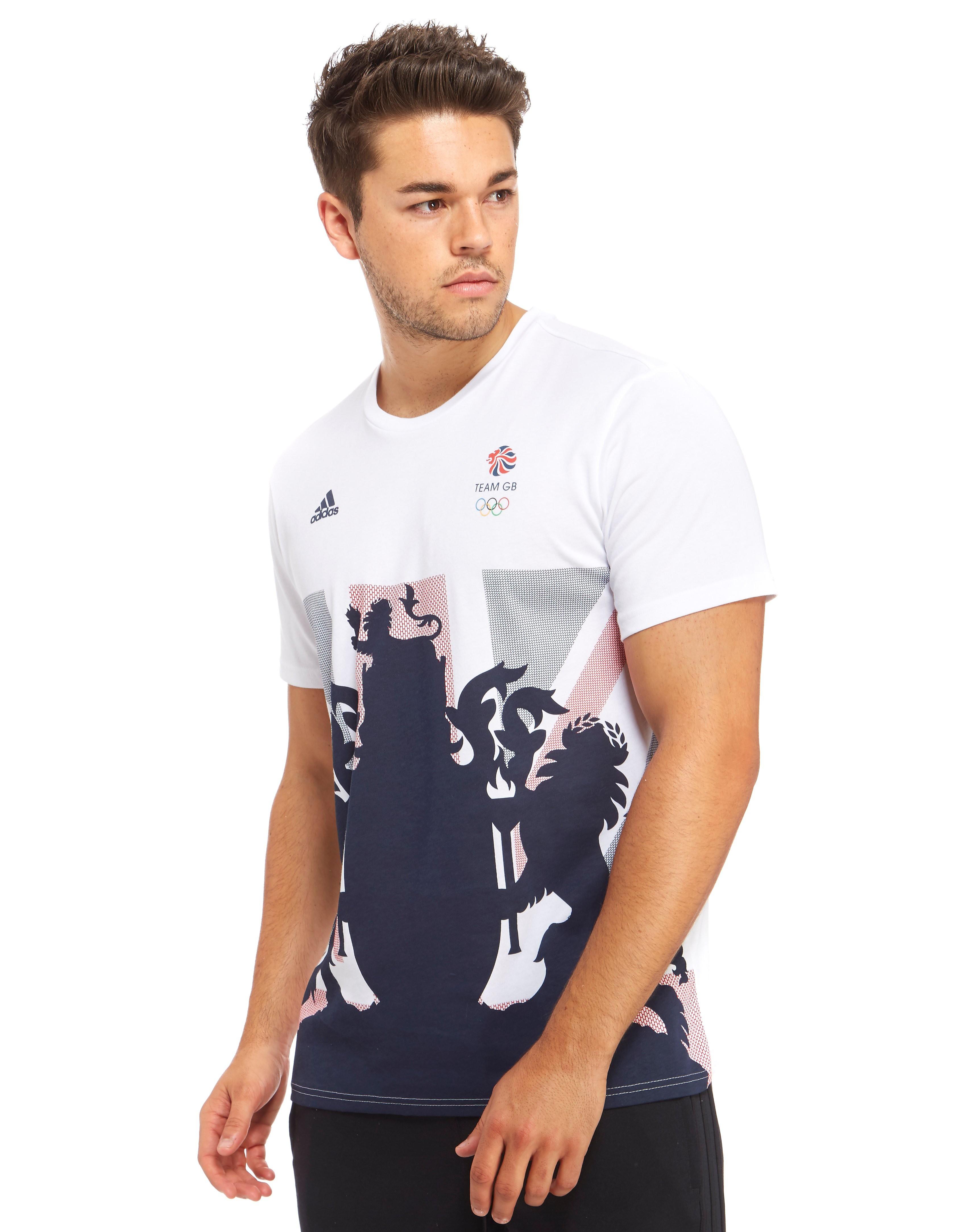 adidas Team GB OSP T-Shirt