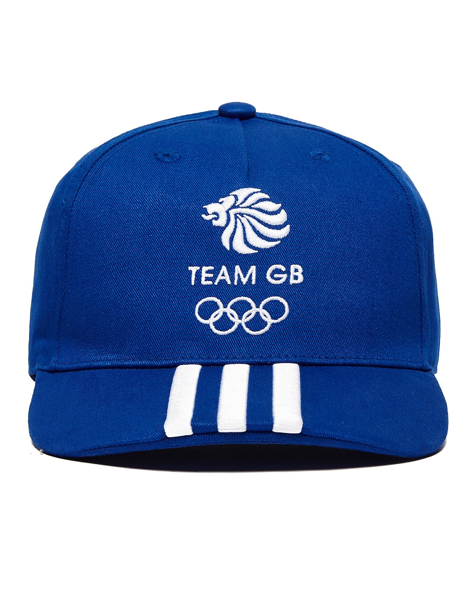 adidas Team GB Basic Logo Cap