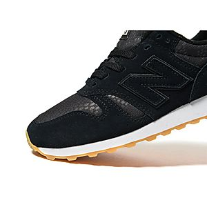 new balance womens 373 trainers black