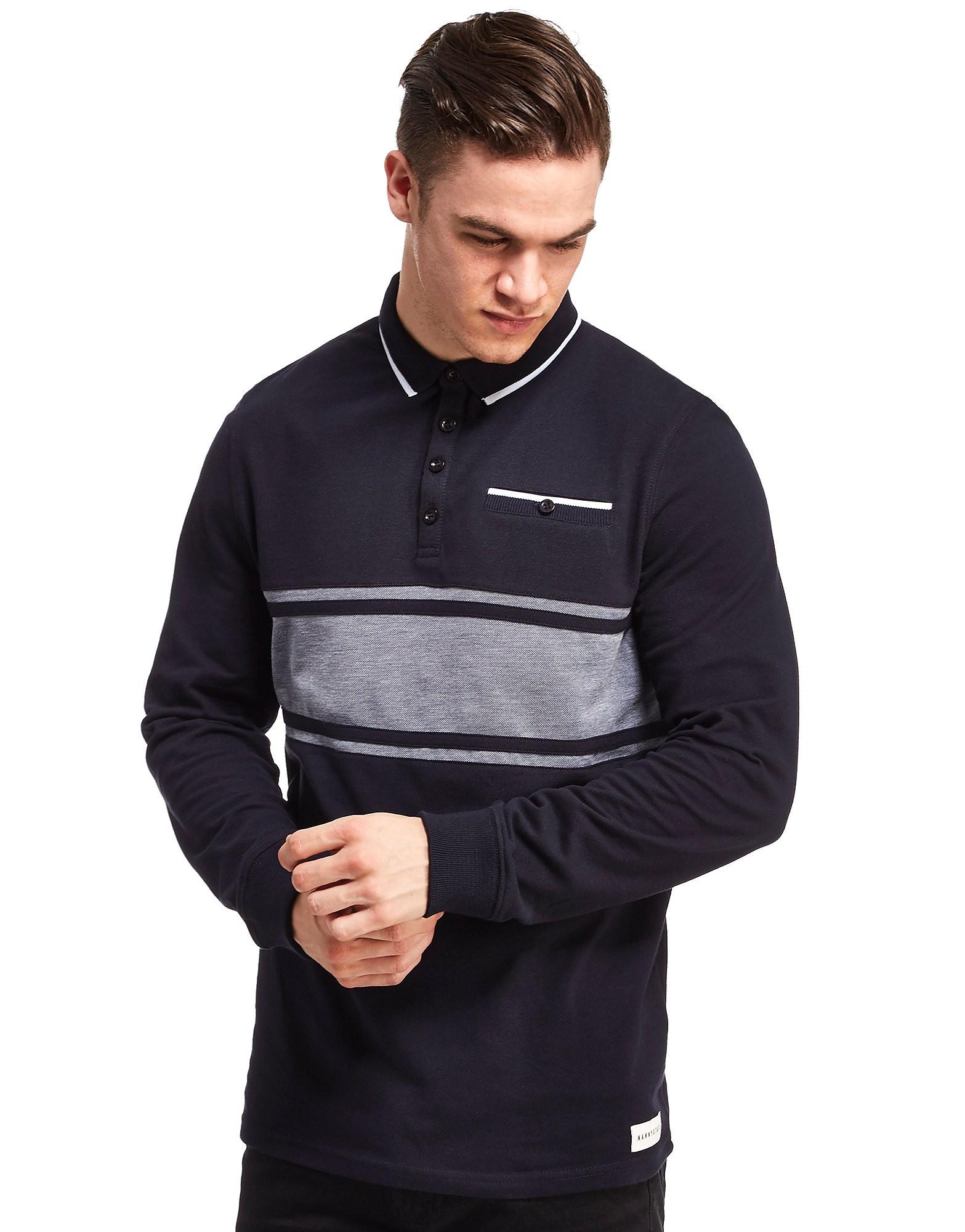 Nanny State Piero Long Sleeve Polo Shirt