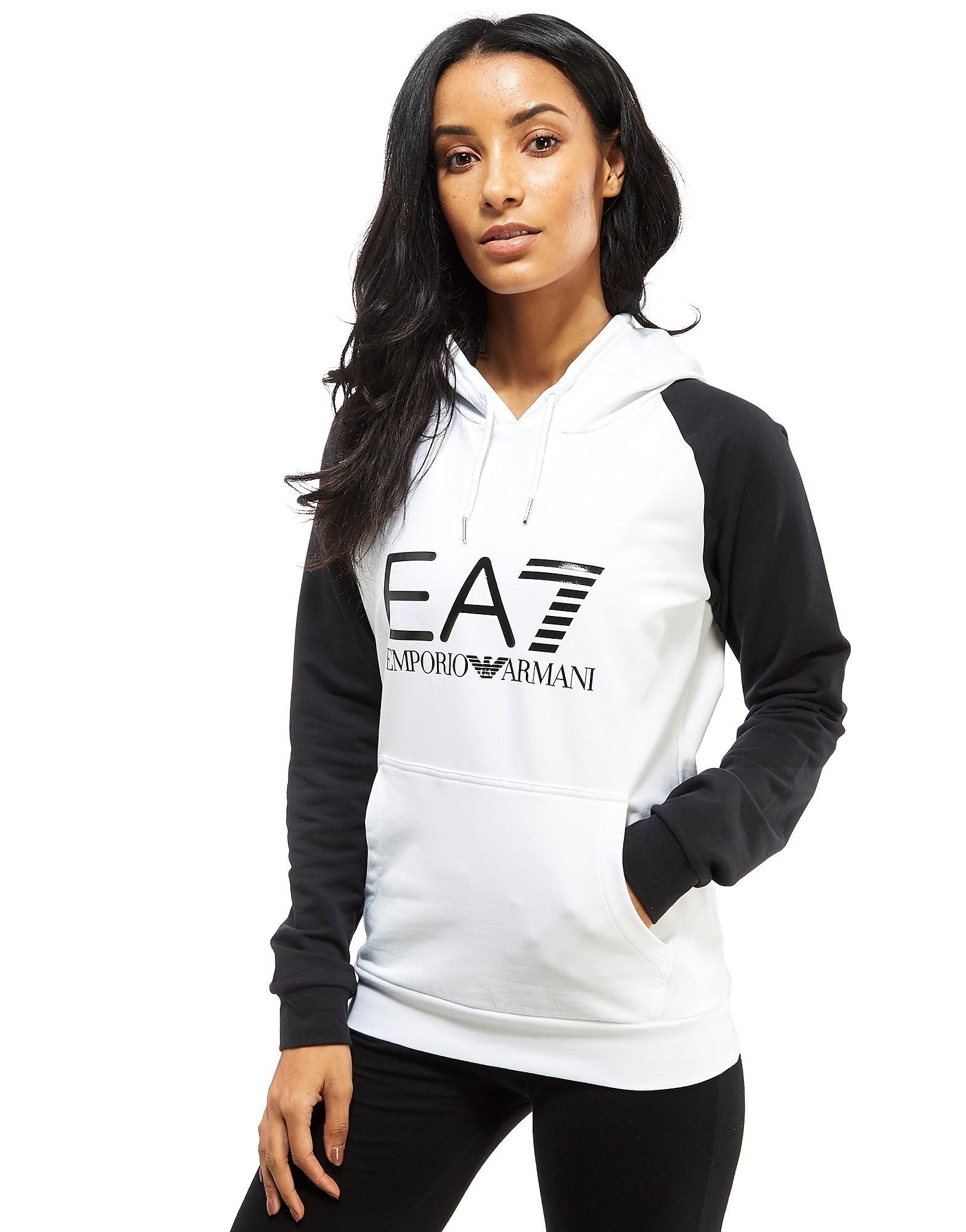 Emporio Armani EA7 Fleece Overhead Hoody