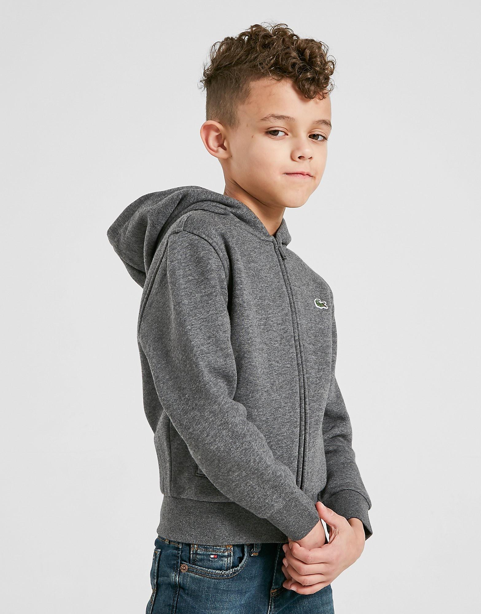 Lacoste Full Zip Hoody Children
