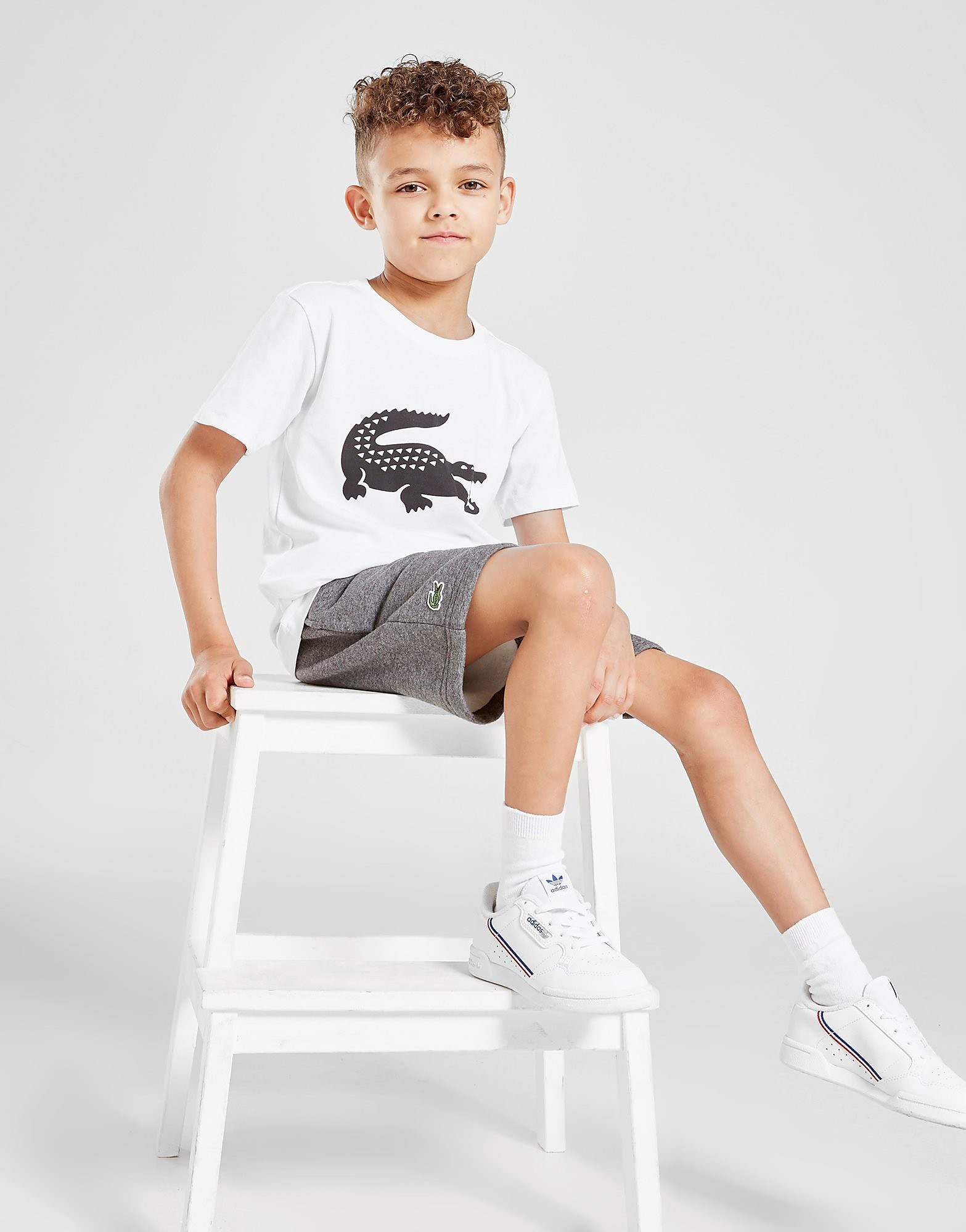 Lacoste Fleece Shorts Children