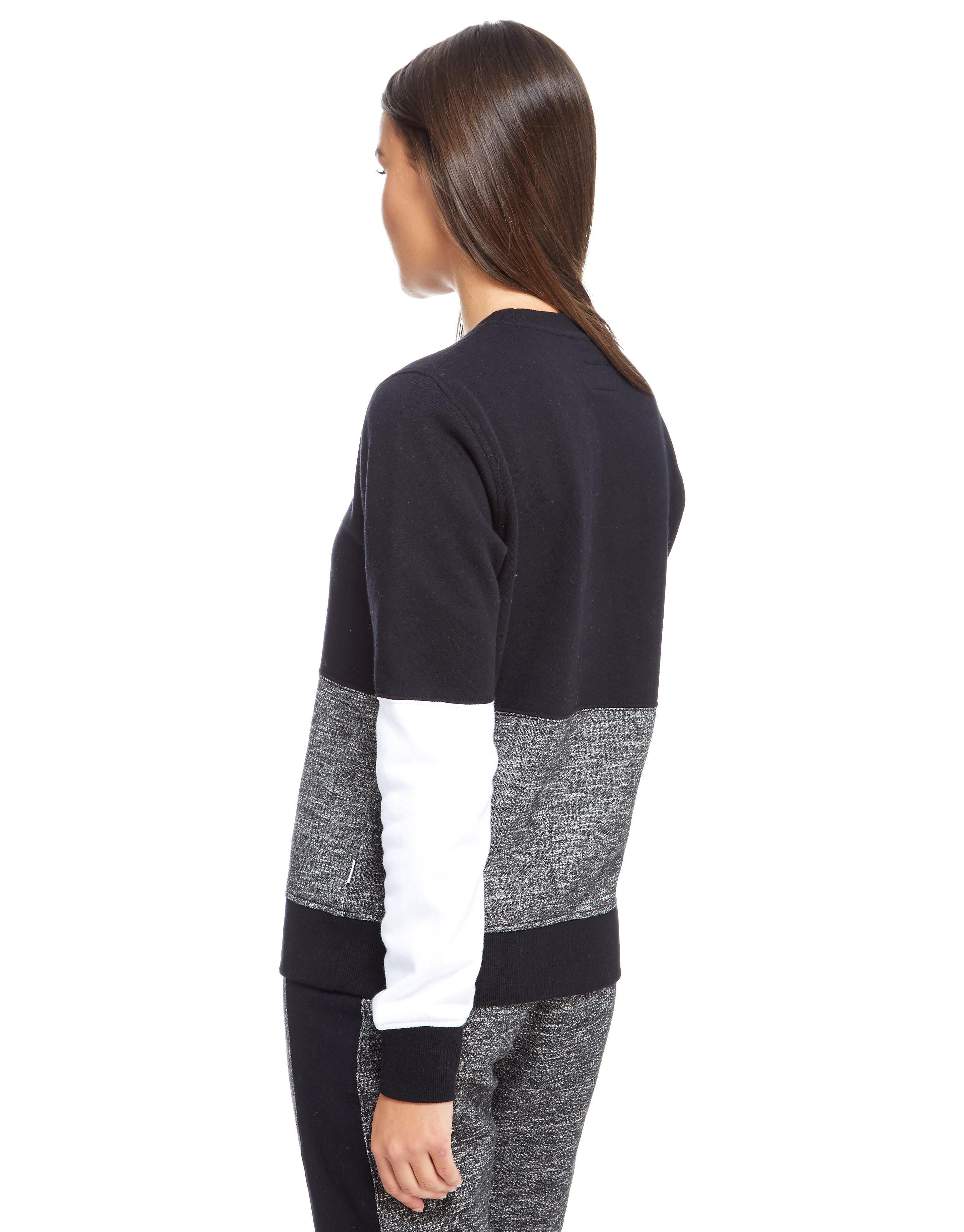Converse Panel Sweatshirt